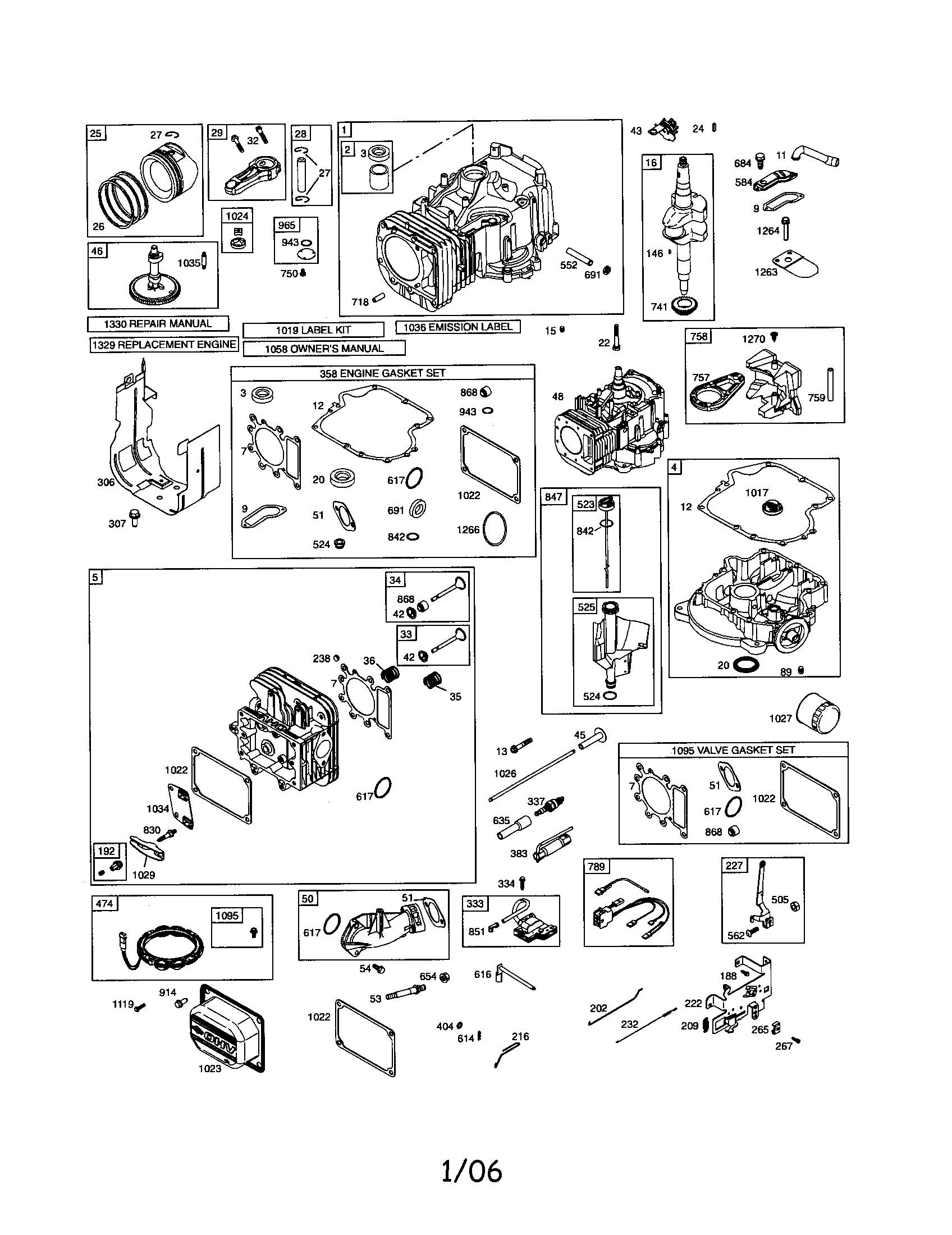 17.5 Intek Parts Diagram Craftsman Front Engine Lawn Tractor Parts Of 17.5 Intek Parts Diagram
