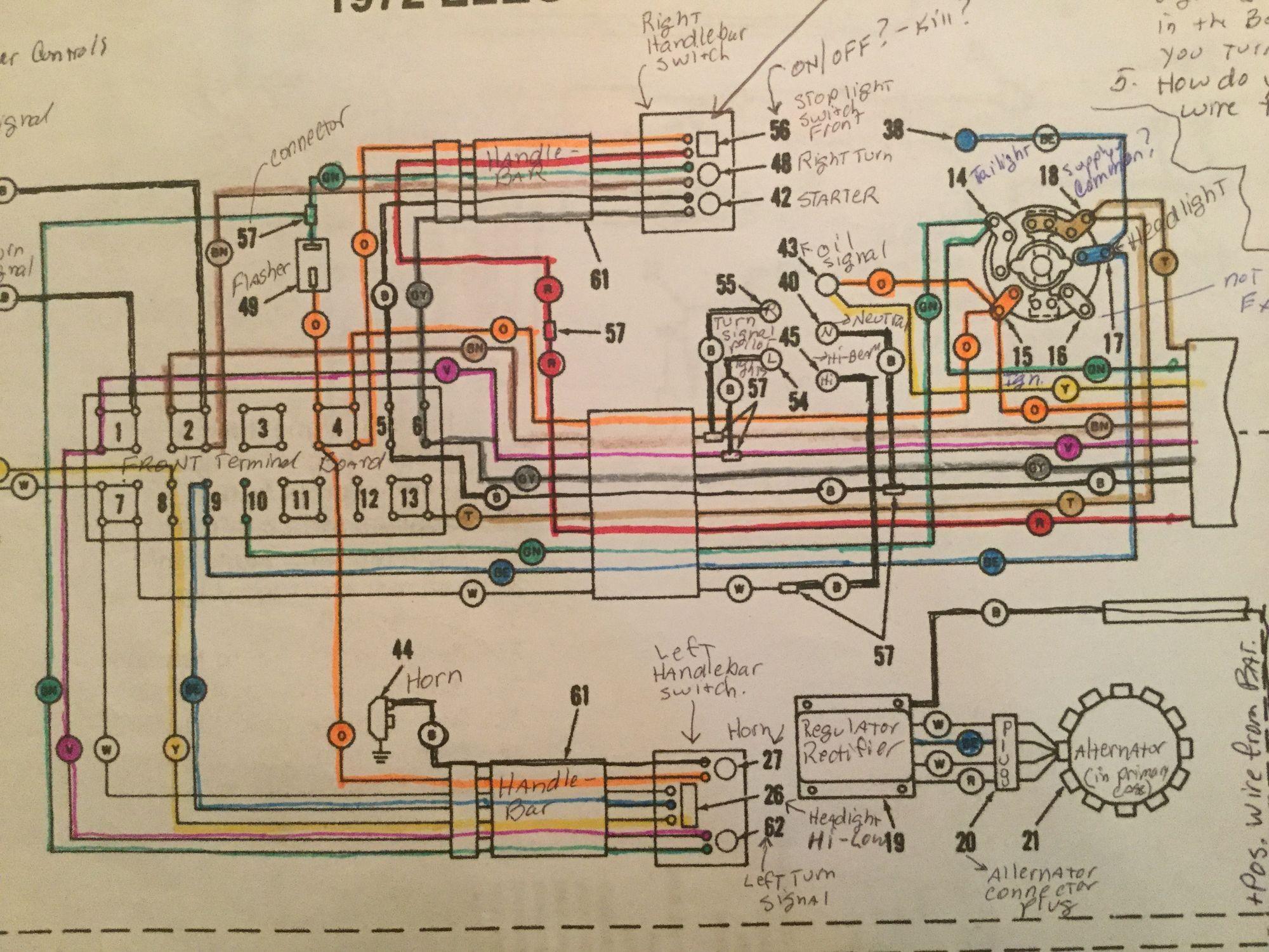1970 Harley Shovelhead Wiring Schematic Diagram] 1973 Flh Wiring Diagram Dash Full Version Hd Of 1970 Harley Shovelhead Wiring Schematic