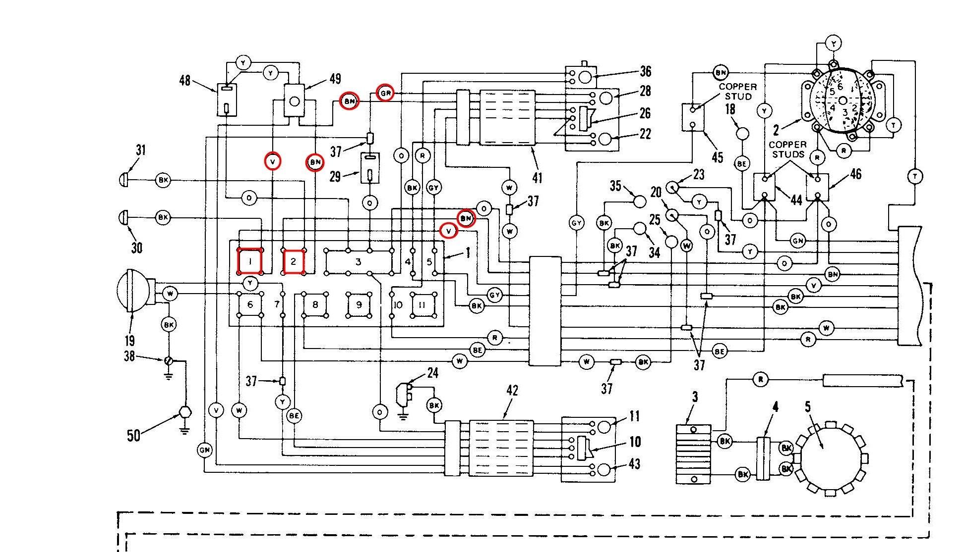 1970 Harley Shovelhead Wiring Schematic Free Diagram] 1973 Flh Wiring Diagram Dash Full Version Hd Of 1970 Harley Shovelhead Wiring Schematic