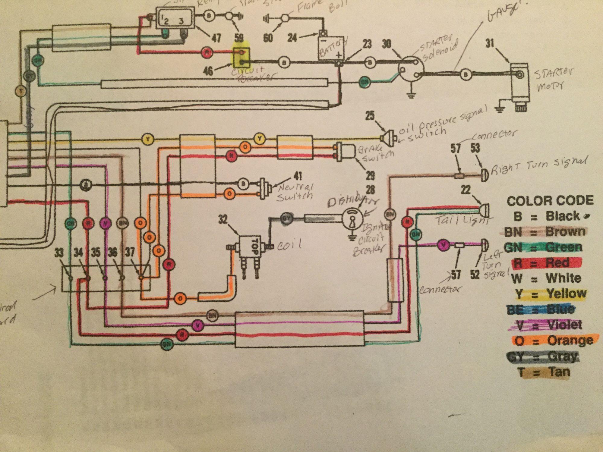 1970 Harley Shovelhead Wiring Schematic Free Diagram] 1973 Flh Wiring Diagram Dash Full Version Hd