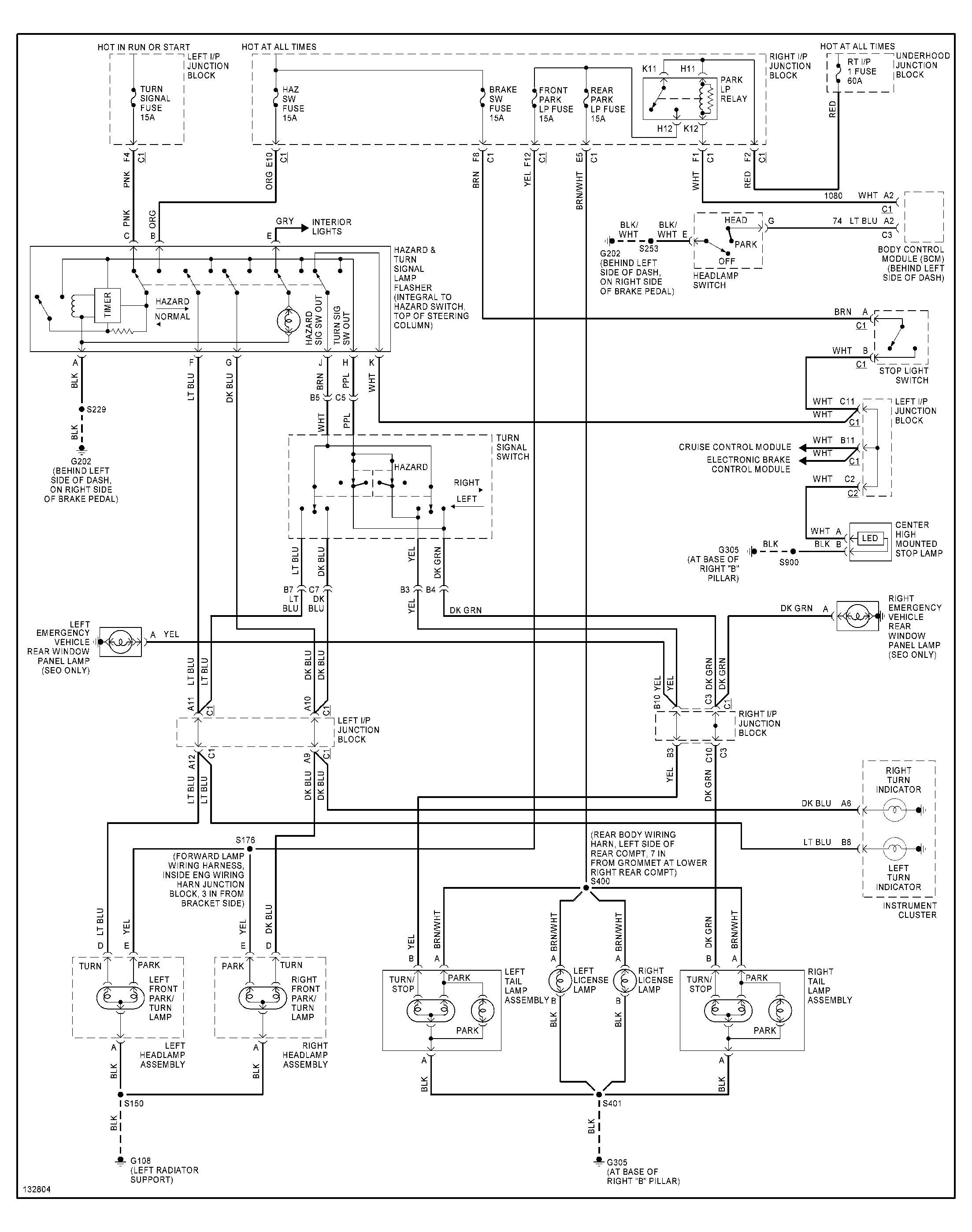 2003 Silverado 1500hd Brake Light Schematic Diagram] 1998 Chevy 1500 Brake Light Wiring Diagram Full Of 2003 Silverado 1500hd Brake Light Schematic