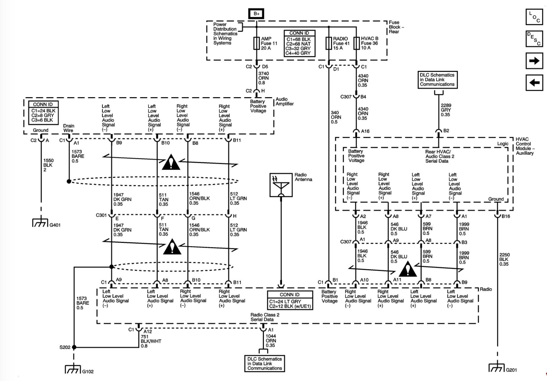 2004 Gmc Enbvoy Xuv Rear Tailgate Electrical Wiring Diagram Diagram] 2004 Gmc Envoy Radio Wiring Diagram Full Version Hd