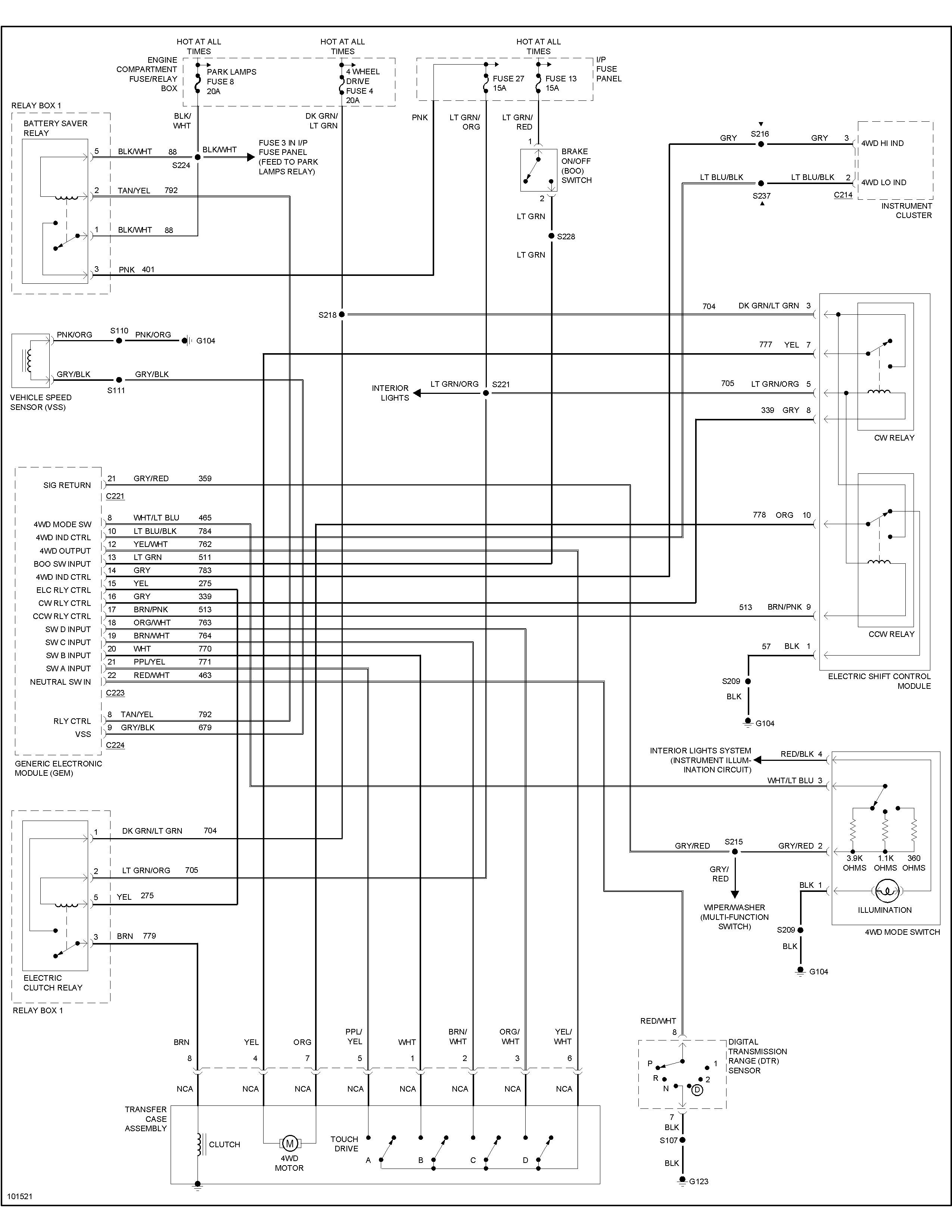 2005 ford Explorer 4×4 Wiring Diagram 94 F150 Transfer Case Wiring Diagram Wiring Diagram Of 2005 ford Explorer 4×4 Wiring Diagram