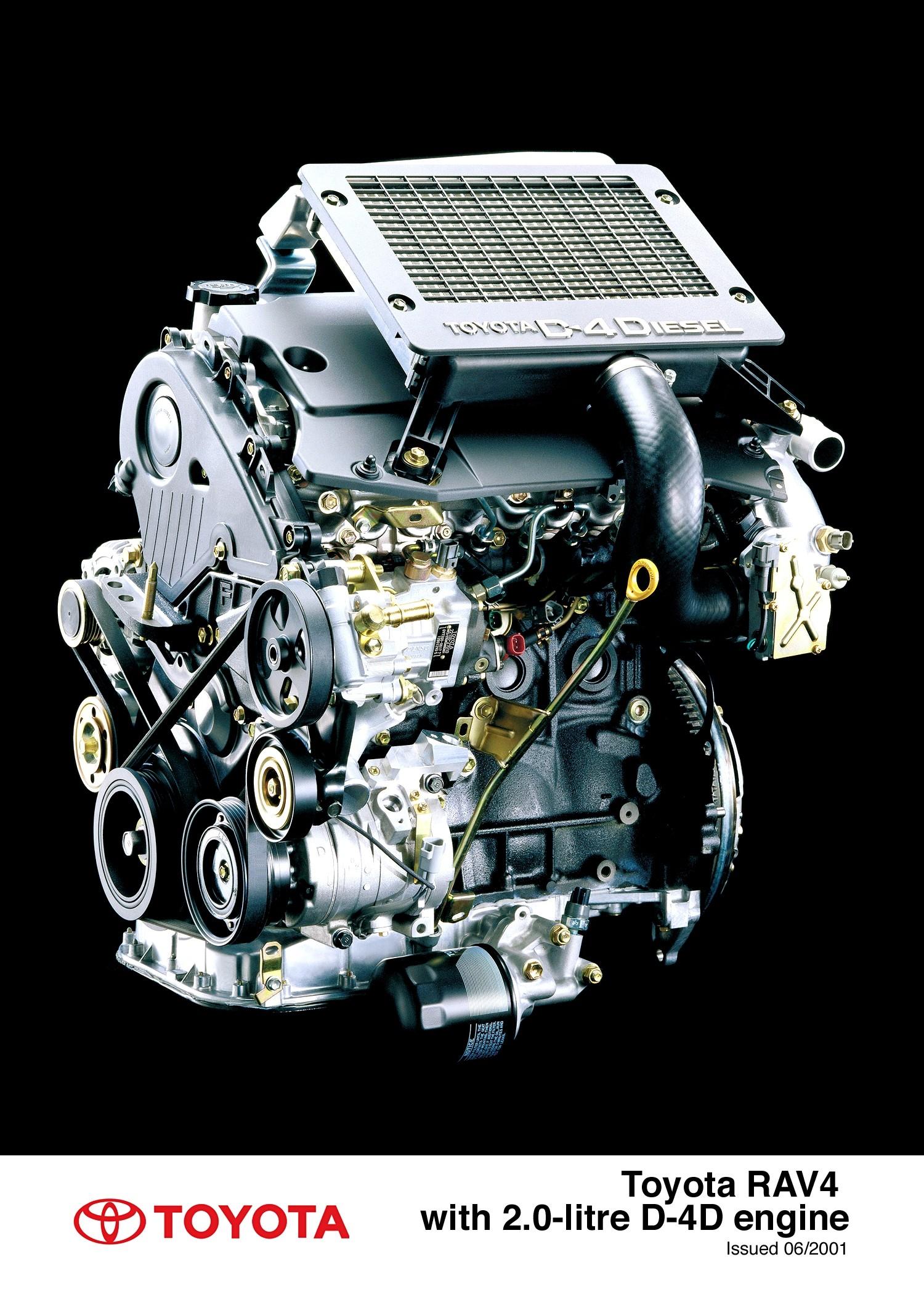 2007 Rav4 Engine Diagram toyota Launches D 4d Diesel Engine for Rav4 toyota Uk Of 2007 Rav4 Engine Diagram