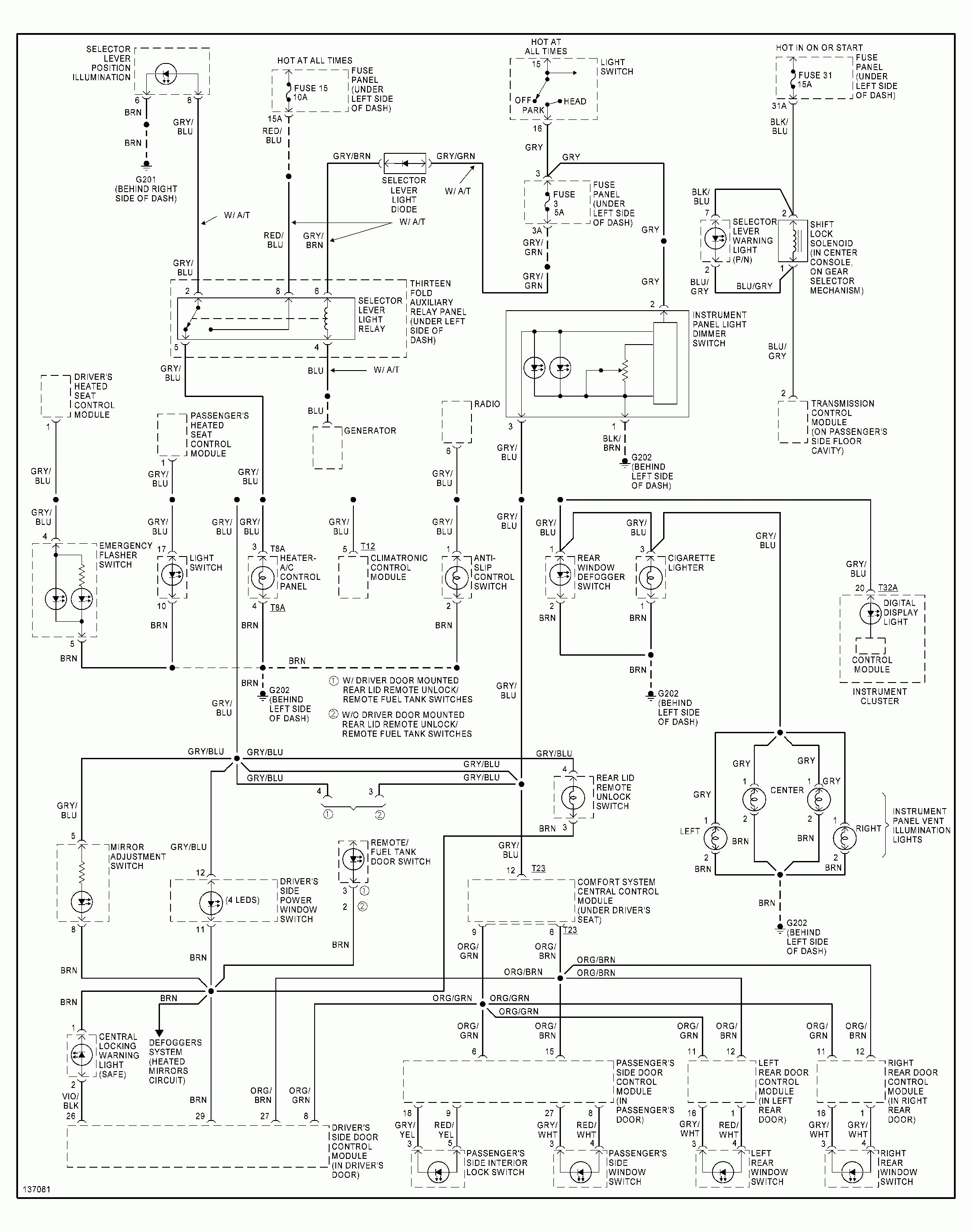 2010 Chrysler town and Country Cooling Wiring Diagram Diagram] Volkswagen Vw Golf Jetta Mk3 A3 Wiring Diagram Of 2010 Chrysler town and Country Cooling Wiring Diagram