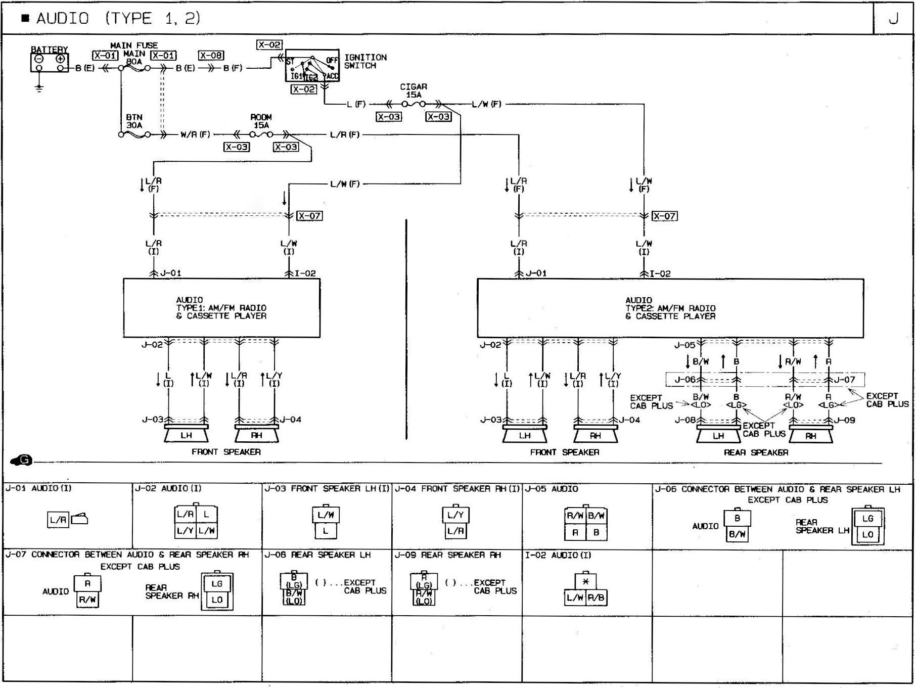 2010 Mazda 3 Engine Wiring Diagram] 2006 Mazda 6 Stereo Wiring Diagram Full Version Hd Of 2010 Mazda 3 Engine Wiring