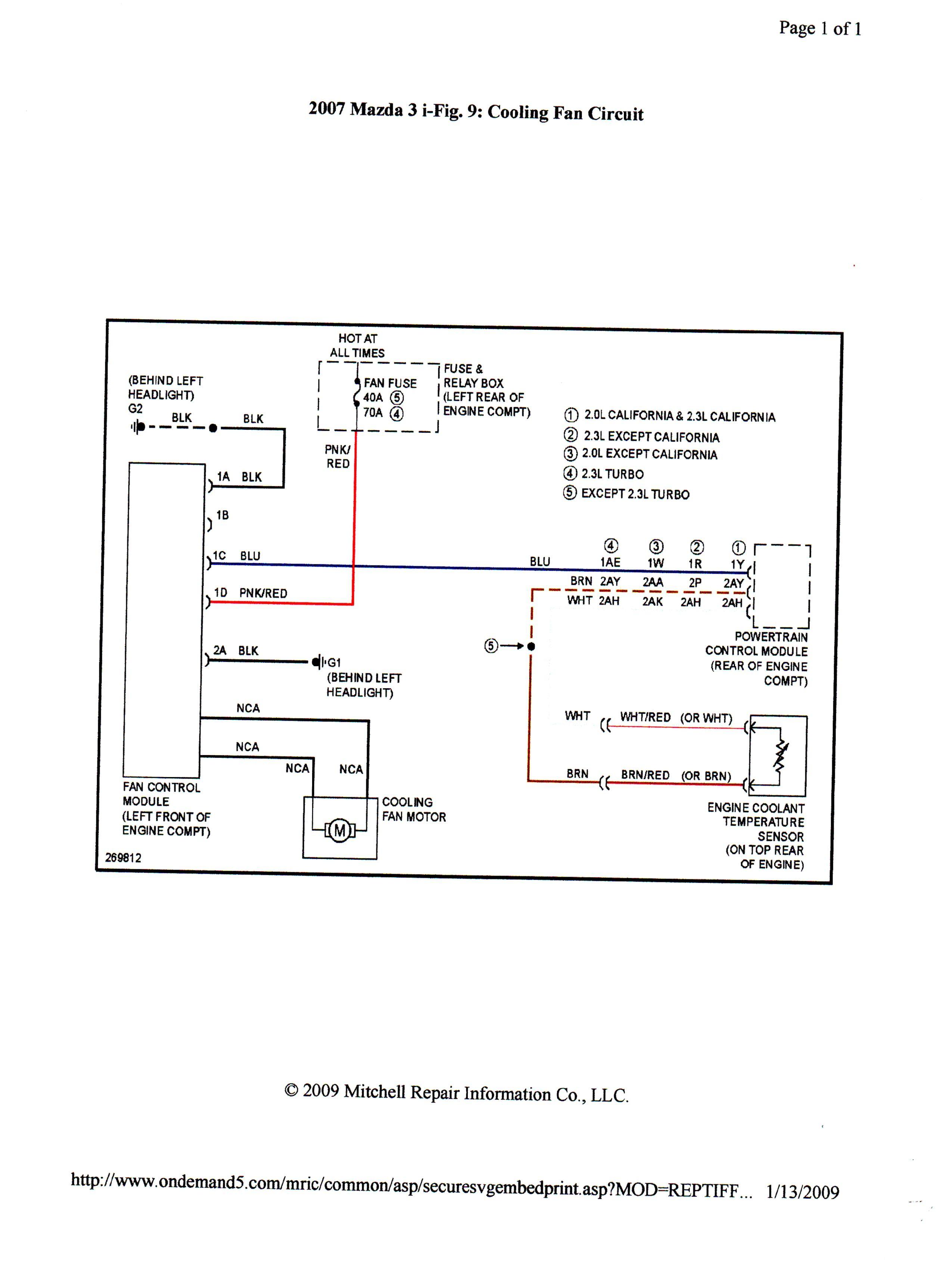 2010 Mazda 3 Wiring Diagram 098e 2007 Mazda 3 Wiring Diagram Underhood Of 2010 Mazda 3 Wiring Diagram