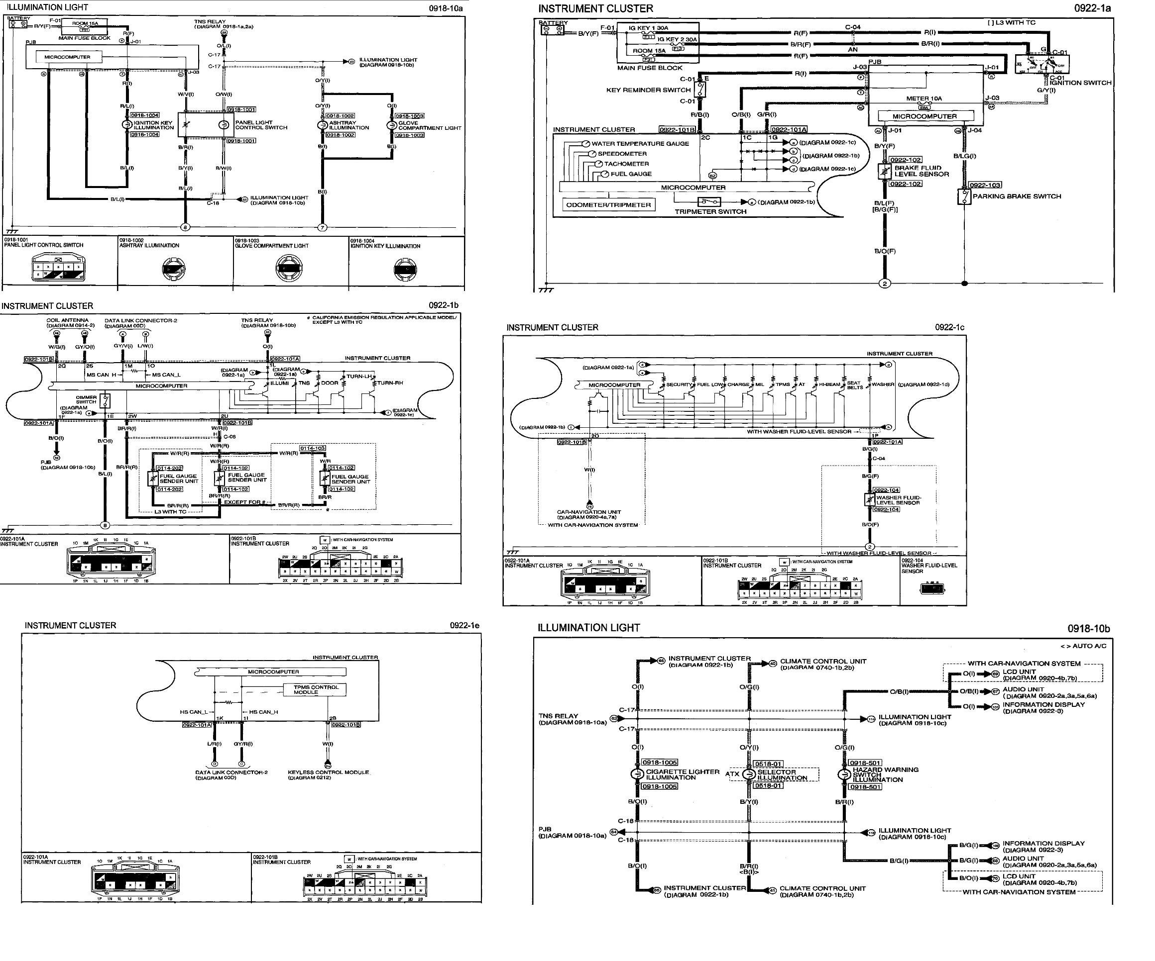 2010 Mazda 3 Wiring Diagram Diagram] Mazda 3 Wiring Diagram 2010 Full Version Hd Quality