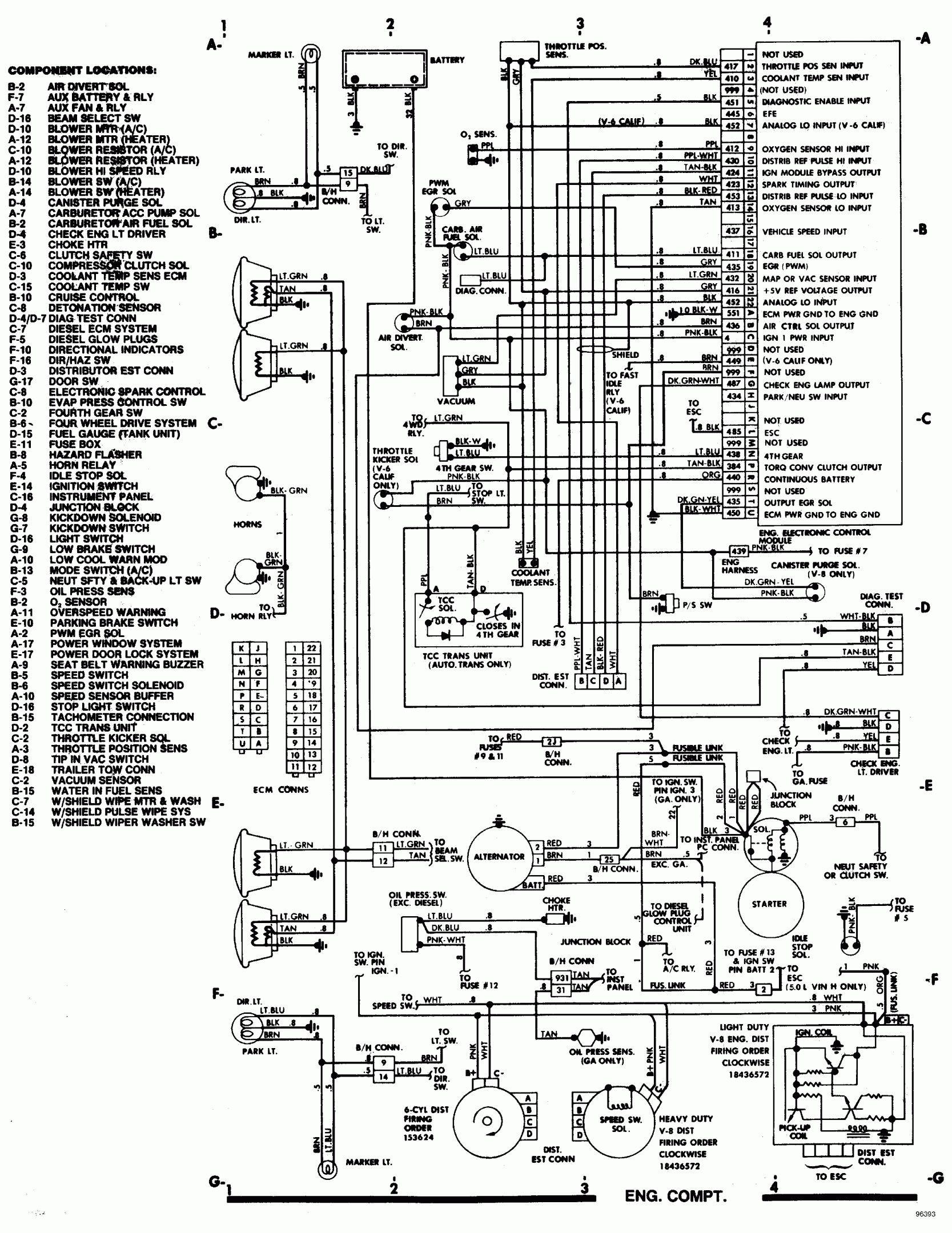 84 Chevy Alternator Wiring Diagram 15 1984 Chevy Truck Electrical Wiring Diagram Truck Of 84 Chevy Alternator Wiring Diagram