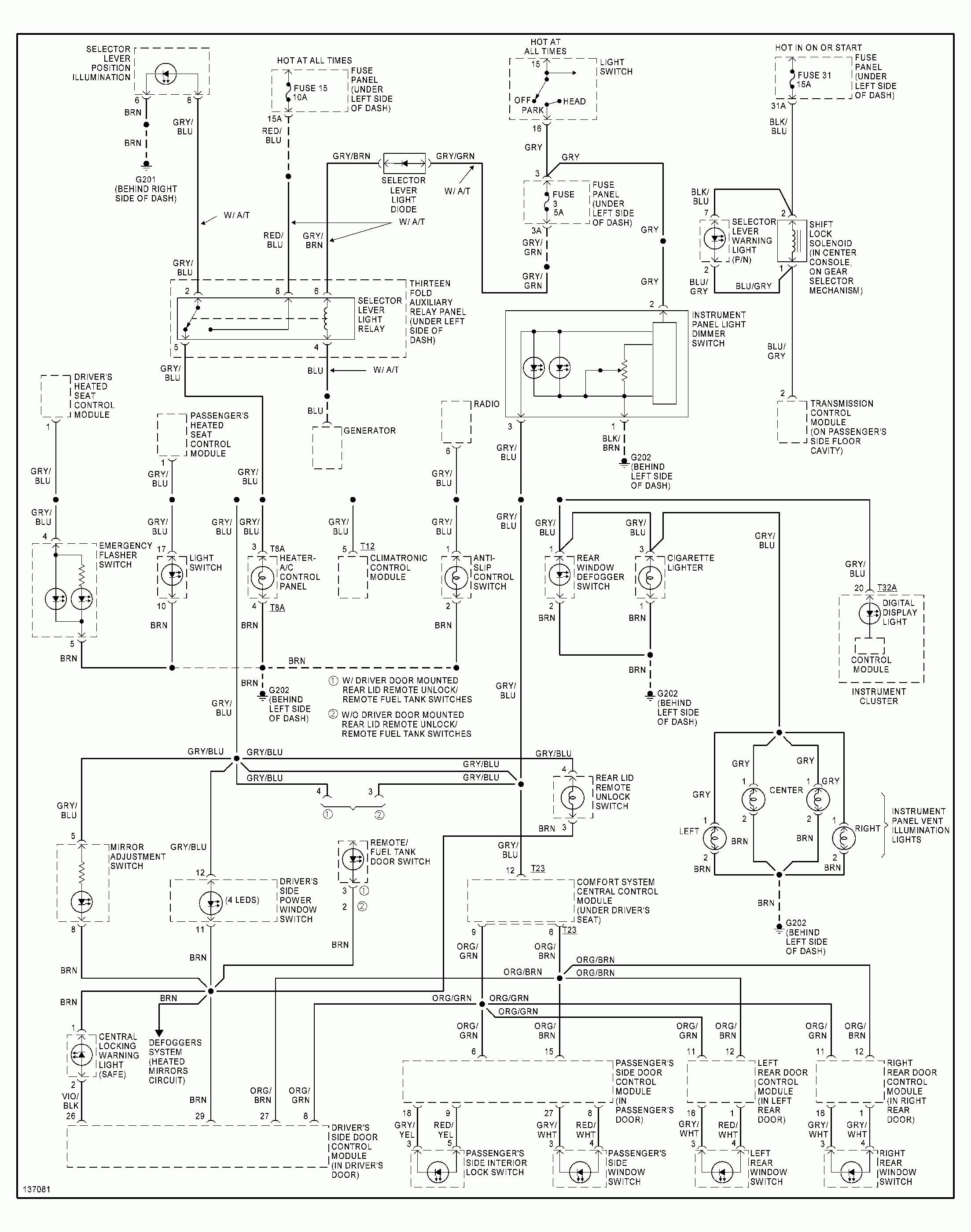 84 Chevy Alternator Wiring Diagram Diagram] Volkswagen Vw Golf Jetta Mk3 A3 Wiring Diagram Of 84 Chevy Alternator Wiring Diagram