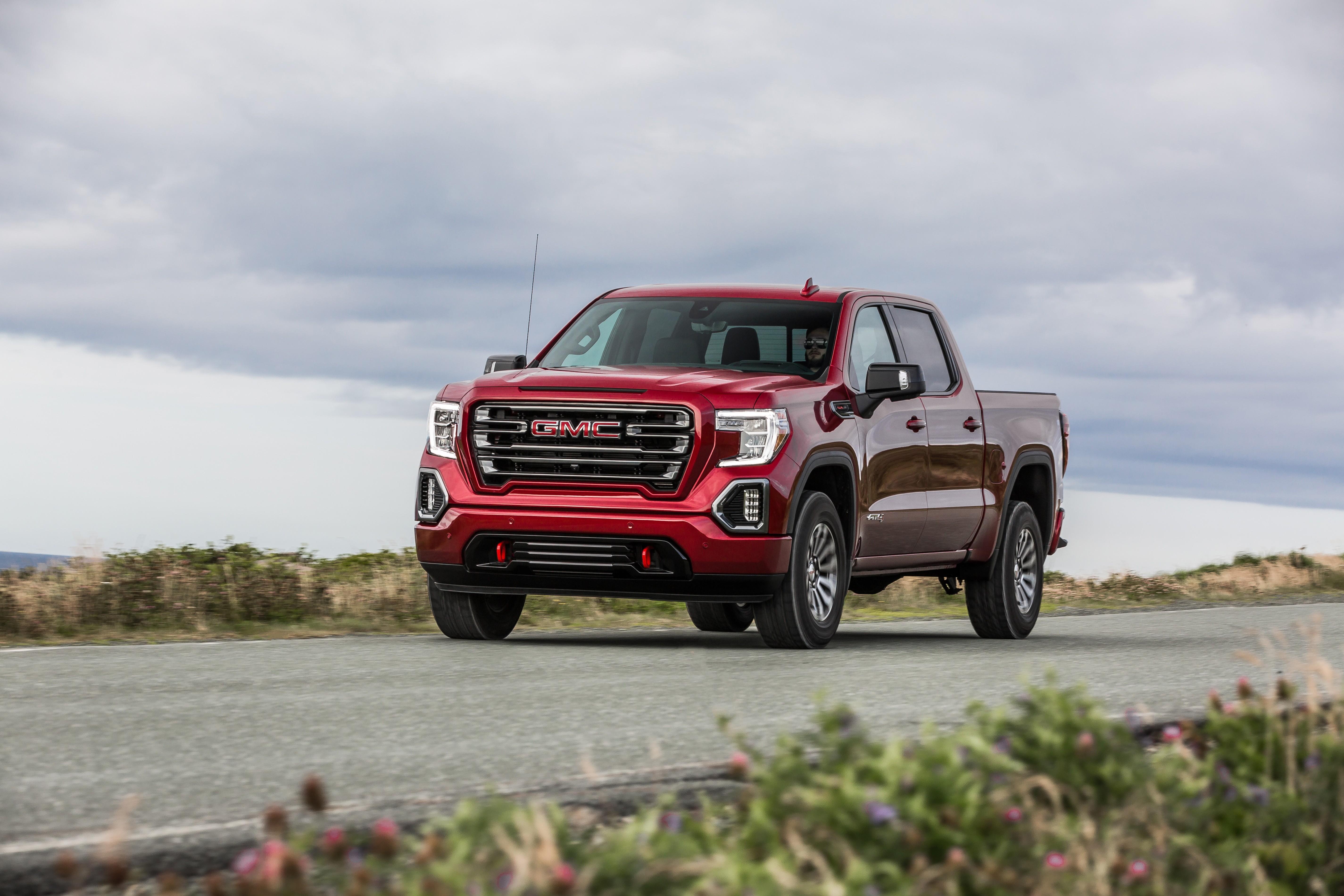 84 Gmc Truck Turn Signal Lights On when Light On 2020 Sierra at4 Pickup Truck Gmc Of 84 Gmc Truck Turn Signal Lights On when Light On