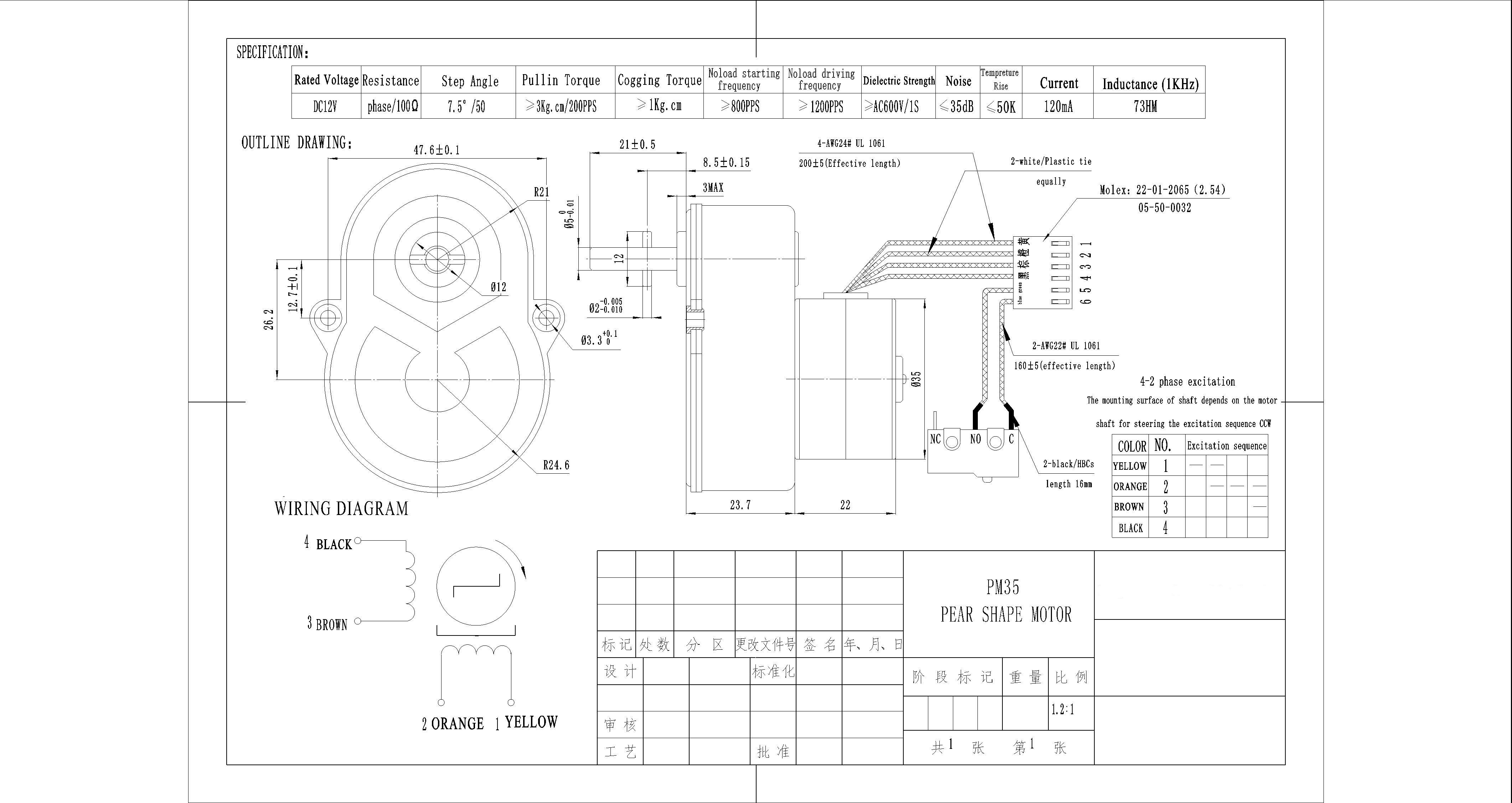 Brushless Dc Motor Diagram Pear Shape Stepping Brushless Dc Gear Motor 12 Volt Dc Of Brushless Dc Motor Diagram