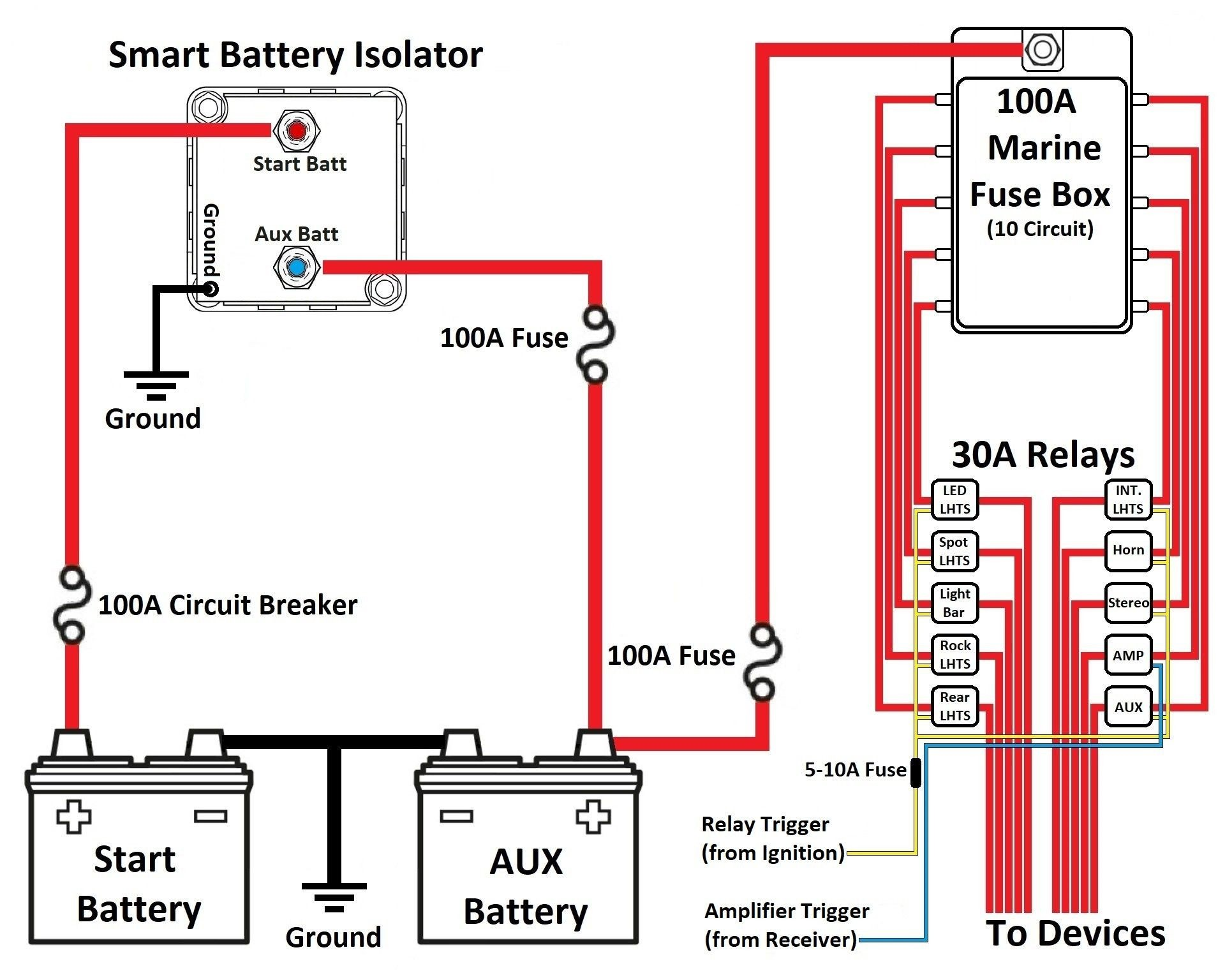 Diagram Of Car Bettery New Wiring Diagram for Dual Alternators Diagrams Of Diagram Of Car Bettery