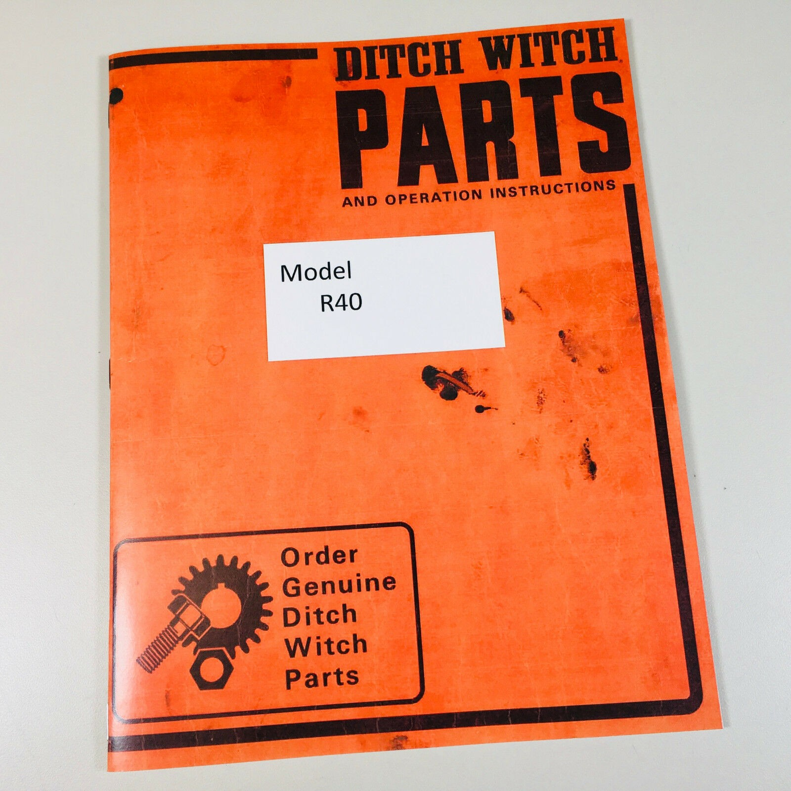 Ditch Witch 1030 Parts Breakdown Manuals] 1030 Ditch Witch Service Manual [pdf] Full Version Of Ditch Witch 1030 Parts Breakdown