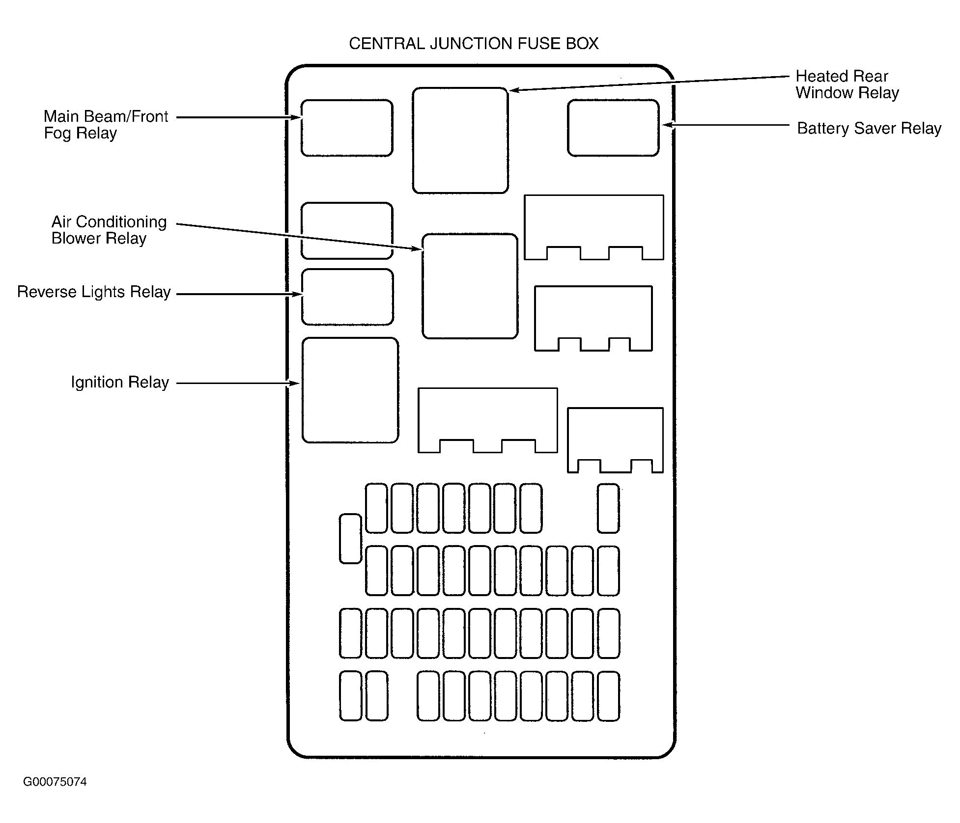 Fuse and Relay Diagram for 2000 Jaguar S-type 3.0 V6 Diagram] Jaguar S Type 2007 Wiring Diagram Full Version Hd Of Fuse and Relay Diagram for 2000 Jaguar S-type 3.0 V6