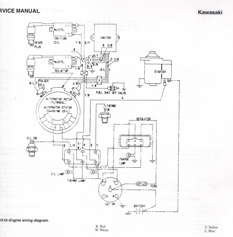 John Deere Gator Ts 4 X 2 Wire Diagram] John Deere Gator Ignition Wiring Diagram Full Of John Deere Gator Ts 4 X 2 Wire