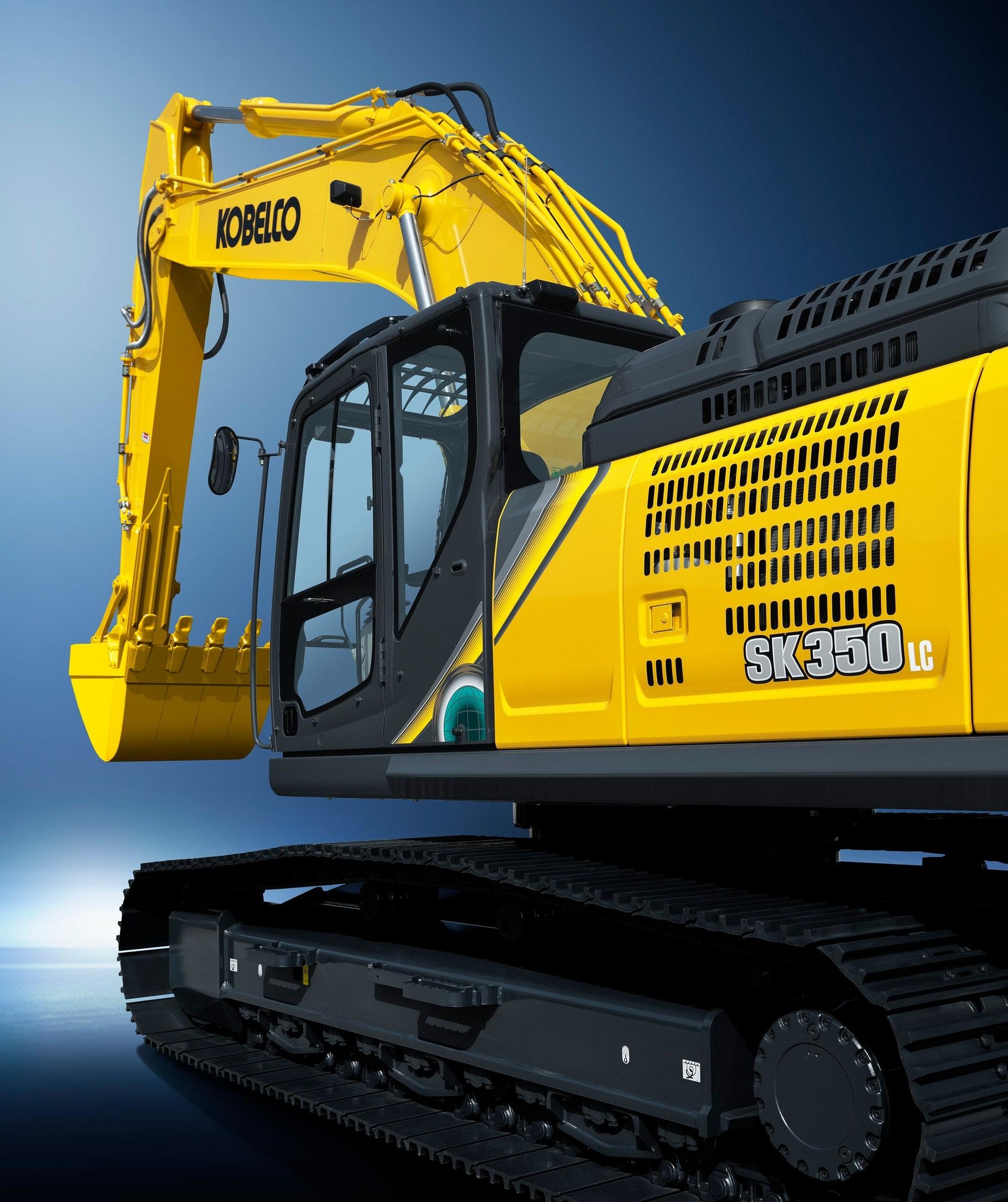 Kobelco torq Convertor Kobelco Sk350lc 10 Excavator From Kobelco Construction Of Kobelco torq Convertor