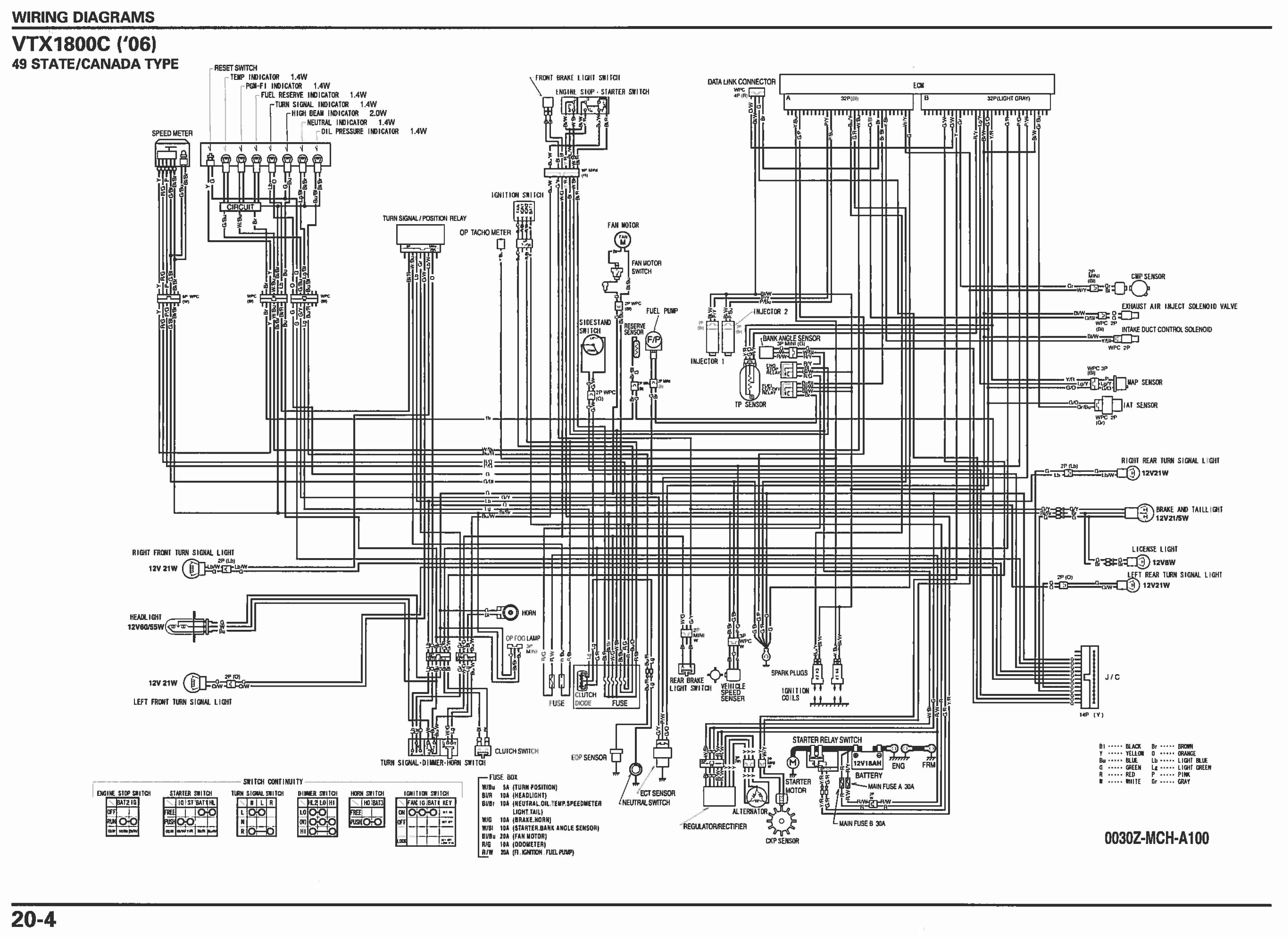 Maxxforce 13 Engine Sensor Harness Diagram Wiring Diagram] Vtx 1300 Wiring Diagram Turn Signal Hd Of Maxxforce 13 Engine Sensor Harness Diagram