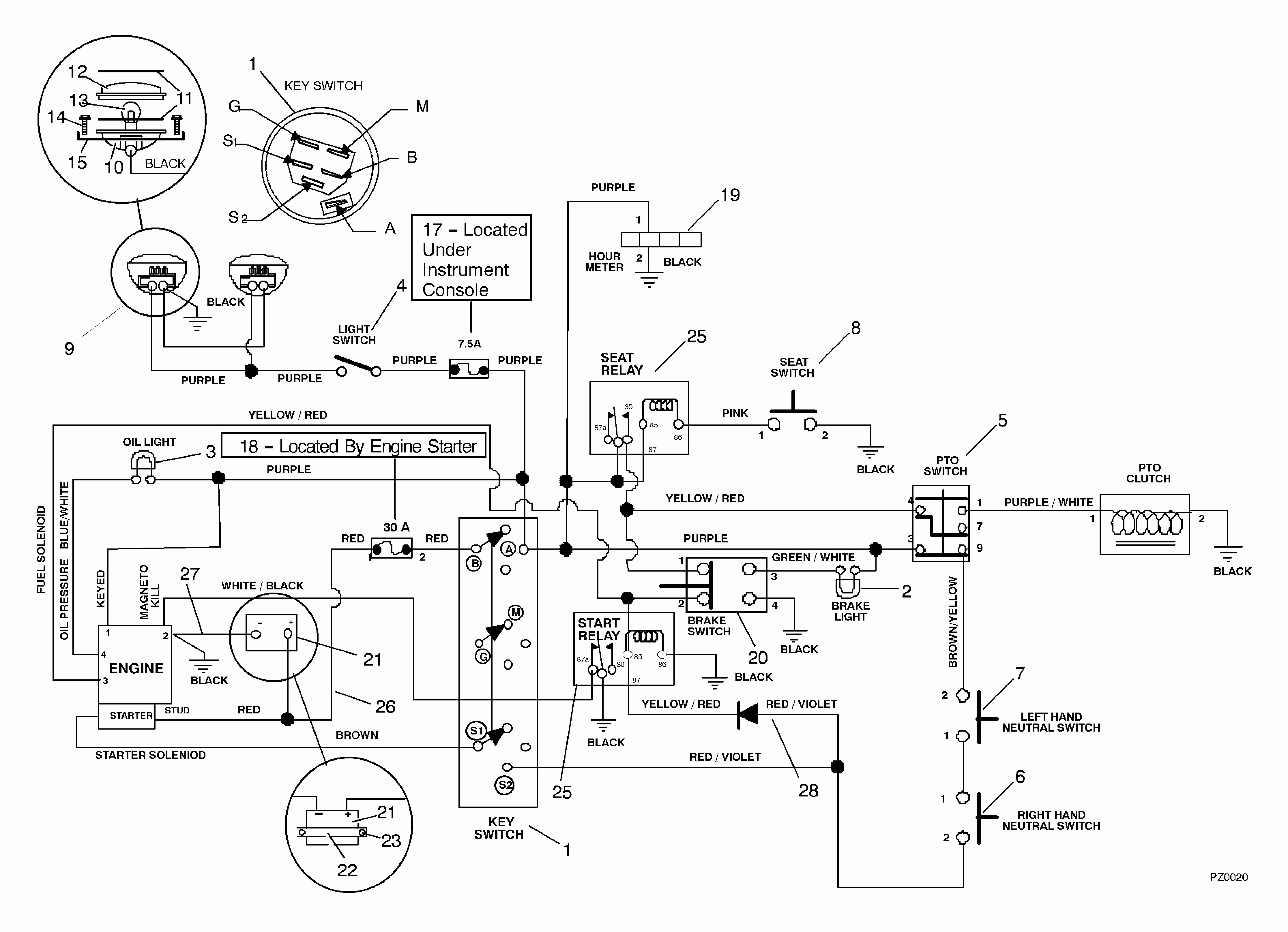 Points Wire Routing On K301 Engine Diagram] 8 Horse Kohler Engine Wiring Diagram Full Version Of Points Wire Routing On K301 Engine