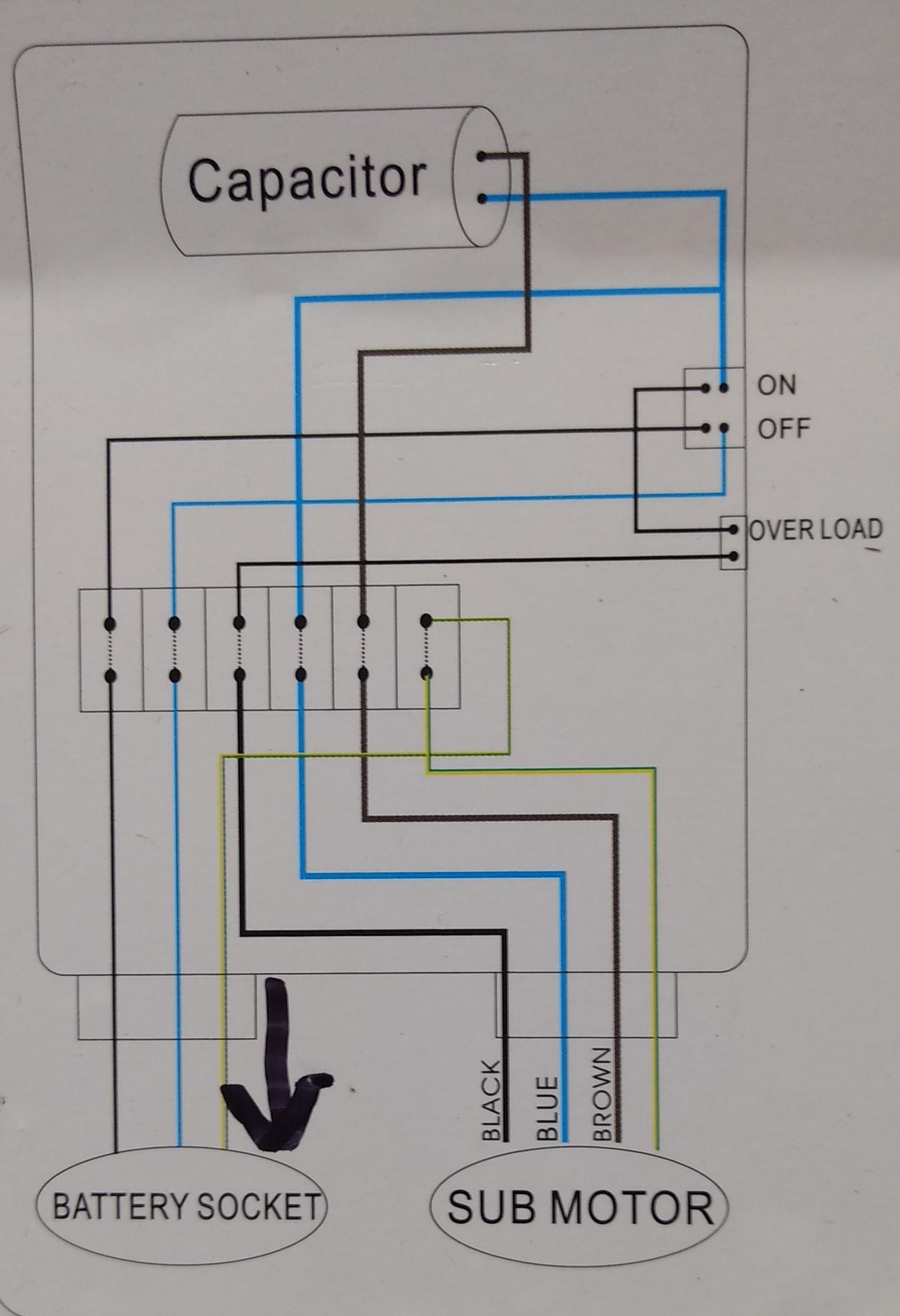 Qd Control Box Wiring 3 Wire Control Box Wiring Diagram Walker Lawn Mower Wiring Of Qd Control Box Wiring