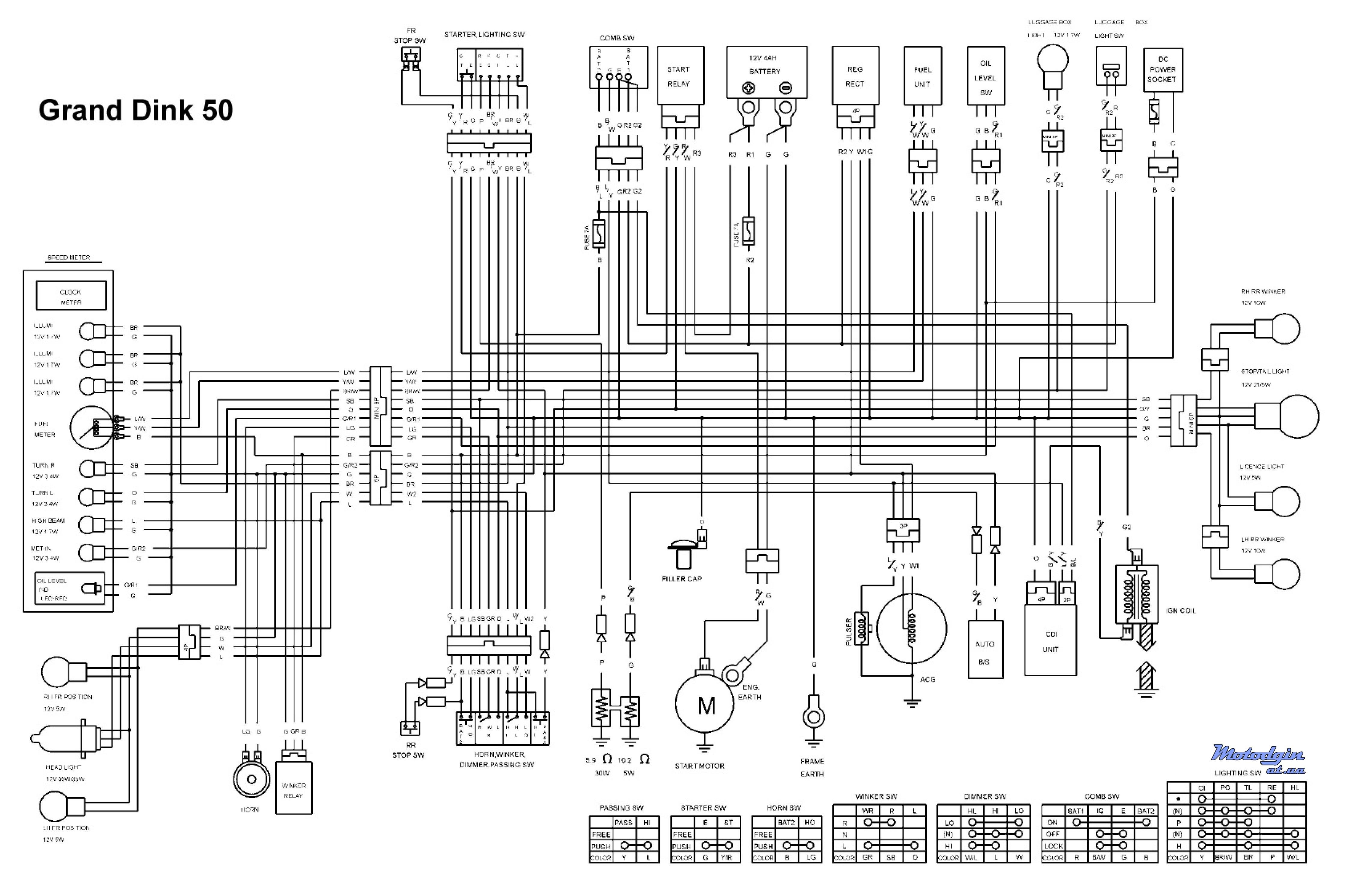 Tao Tao 110 Wiring Diagram Diagram] Tao Tao ata 110 Wiring Diagram Full Version Hd Of Tao Tao 110 Wiring Diagram