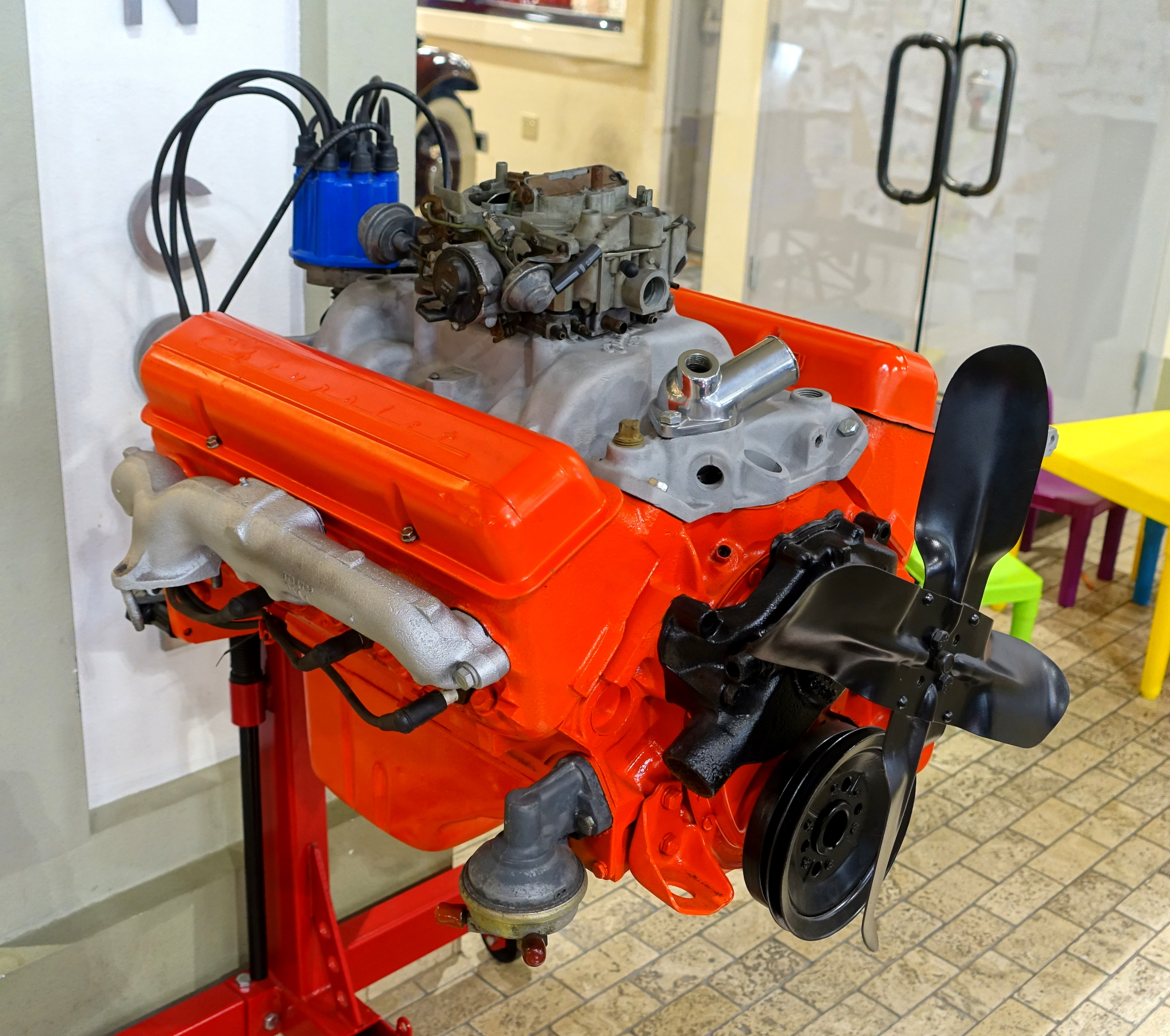 Tracing Engines by the Serial Number Of Ecotec 2.2 V8 Engine