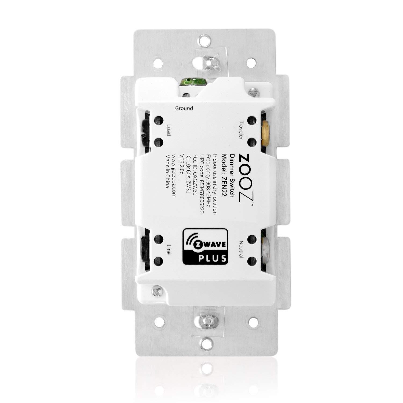 Traveller Wireless Remote Wiring Zooz Z Wave Wall Dimmer Switch Of Traveller Wireless Remote Wiring