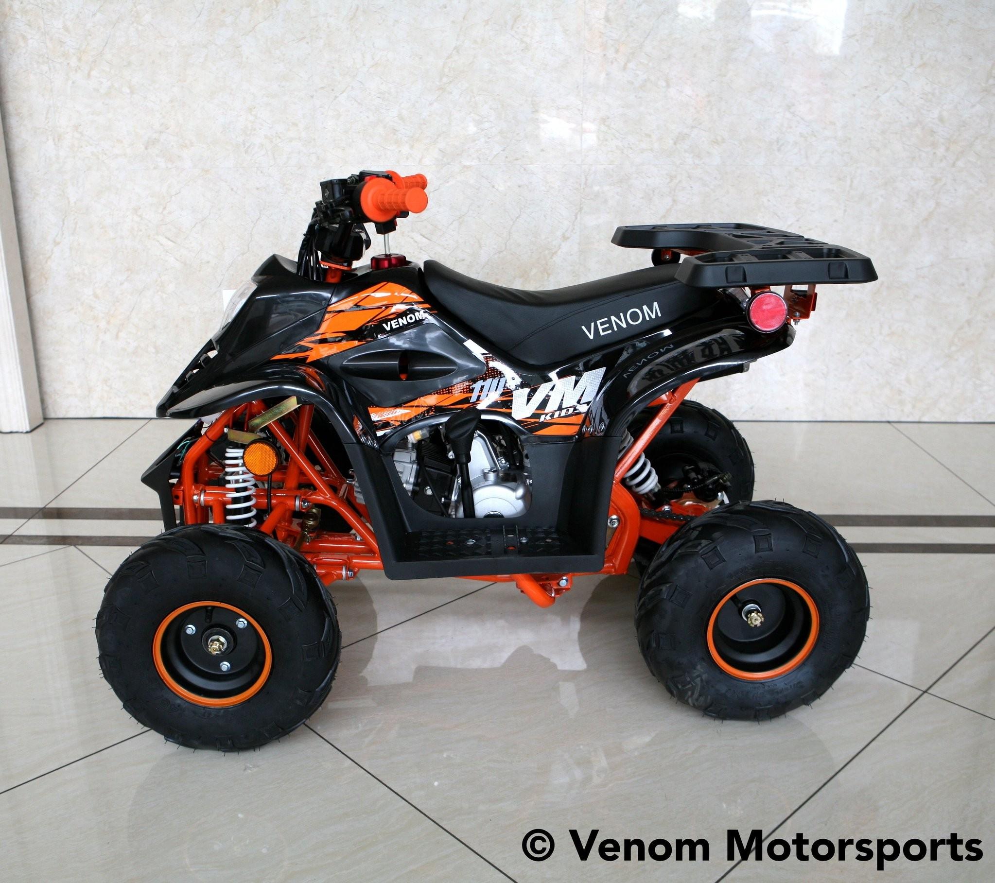 Un-boxing 110cc Chinese atv 2020 Venom Mini Madix 110cc atv