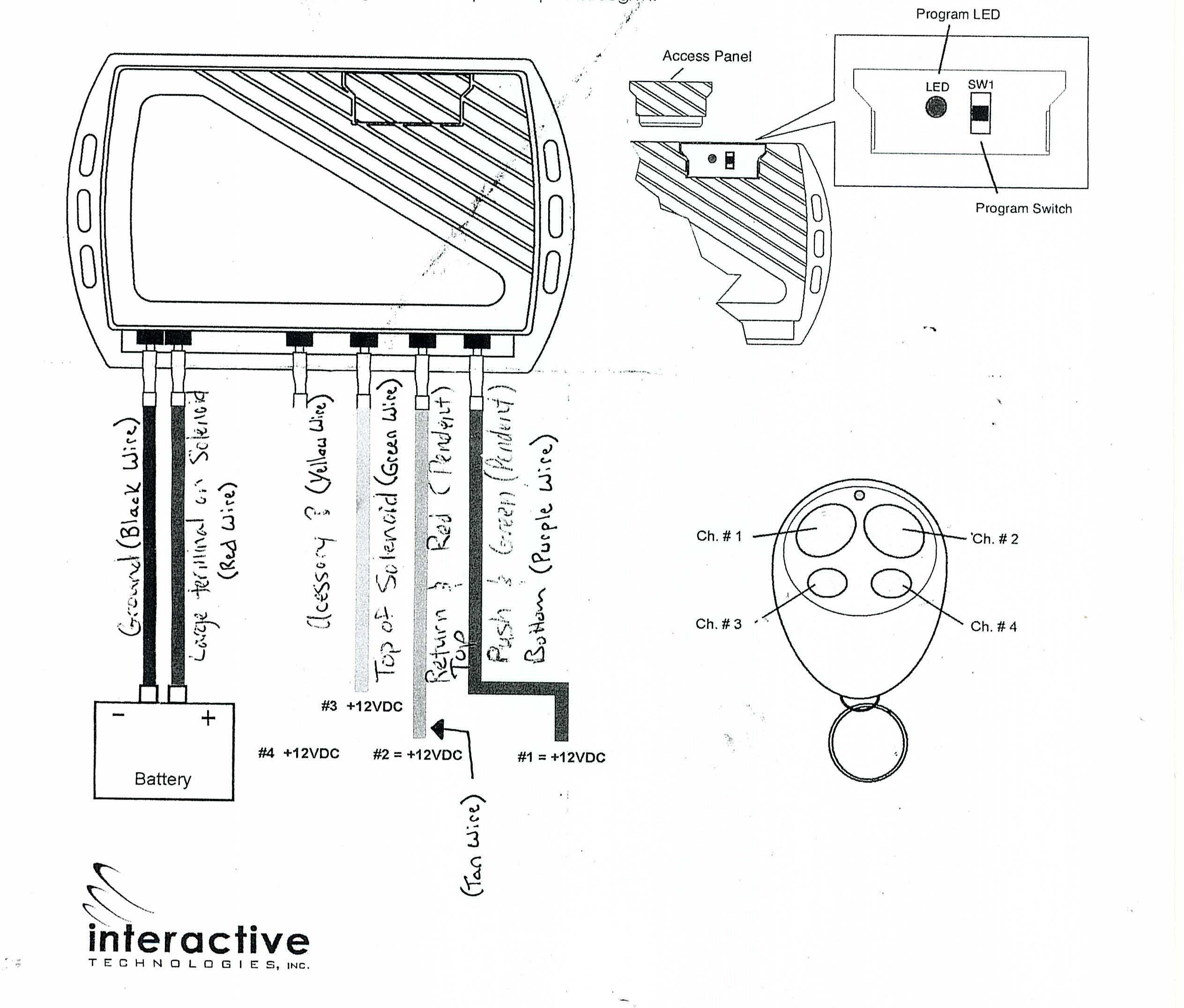 Vipper 4 Wire Diagram Diagram] Gem Remotes Wiring Diagram Full Version Hd Quality Of Vipper 4 Wire Diagram