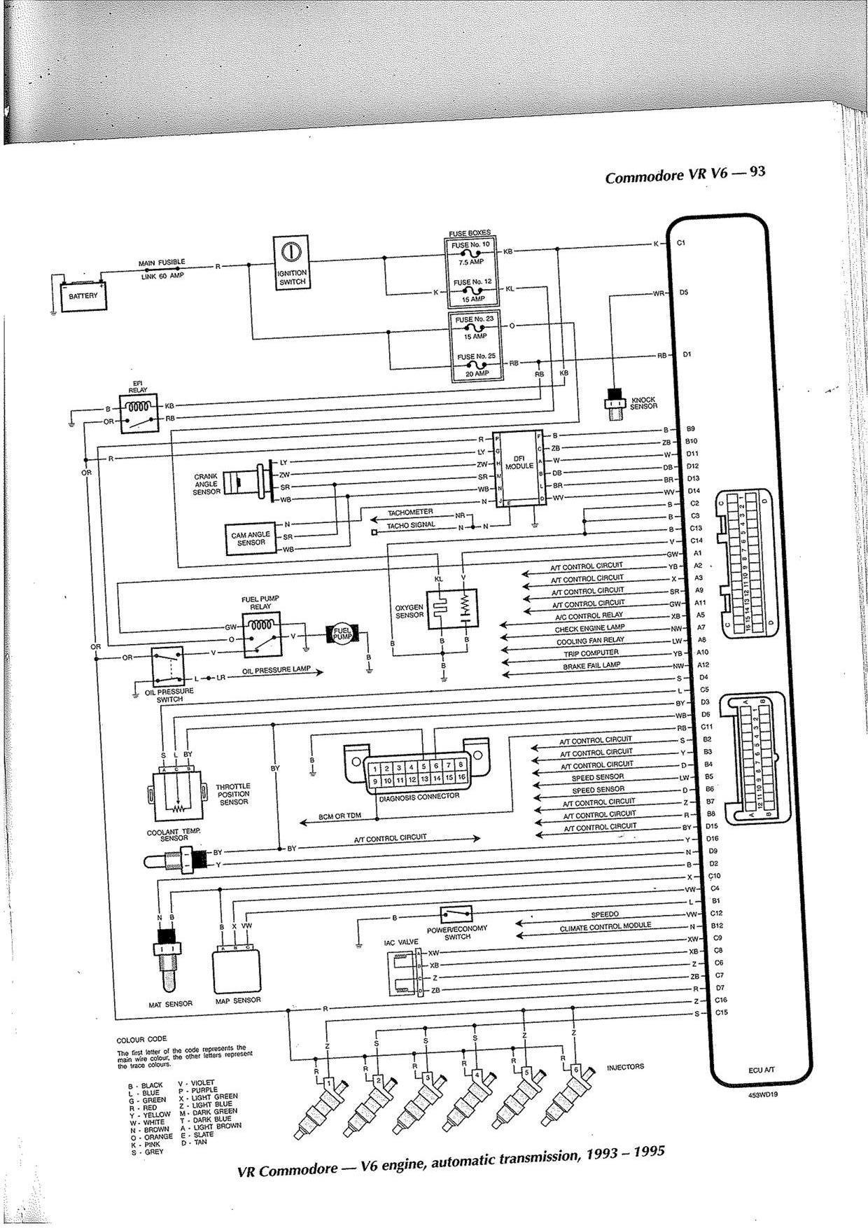 Vn Commodore Stoplight Wiring Diagram Diagram] Stereo Wiring Diagram Vt Modore Full Version Hd Of Vn Commodore Stoplight Wiring Diagram
