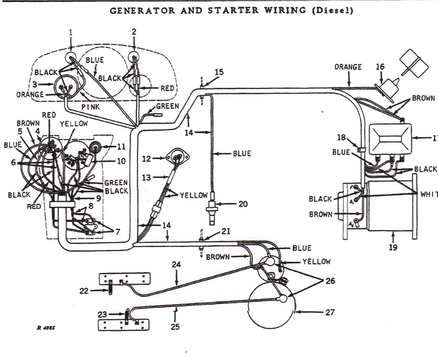 Where is Fuse On John Deere 4020 Diagram] Honda A Wiring Diagram Full Version Hd Quality Of Where is Fuse On John Deere 4020