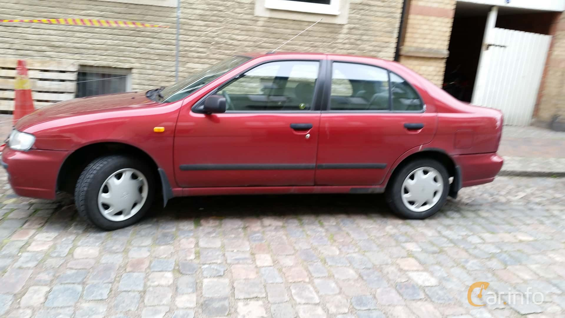 Where is the Engine Number Located In the Nissan Almera Nissan Almera Sedan Generation N15 Facelift 1 6 99ps 1998 Of Where is the Engine Number Located In the Nissan Almera