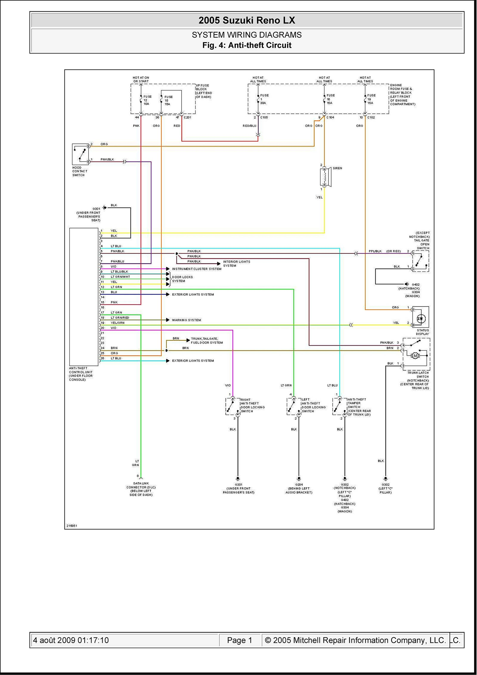 Wiring Diagram for 2009 Chevy Aveo 1.6 Diagram] Chevrolet Optra User Wiring Diagram Full Version Hd