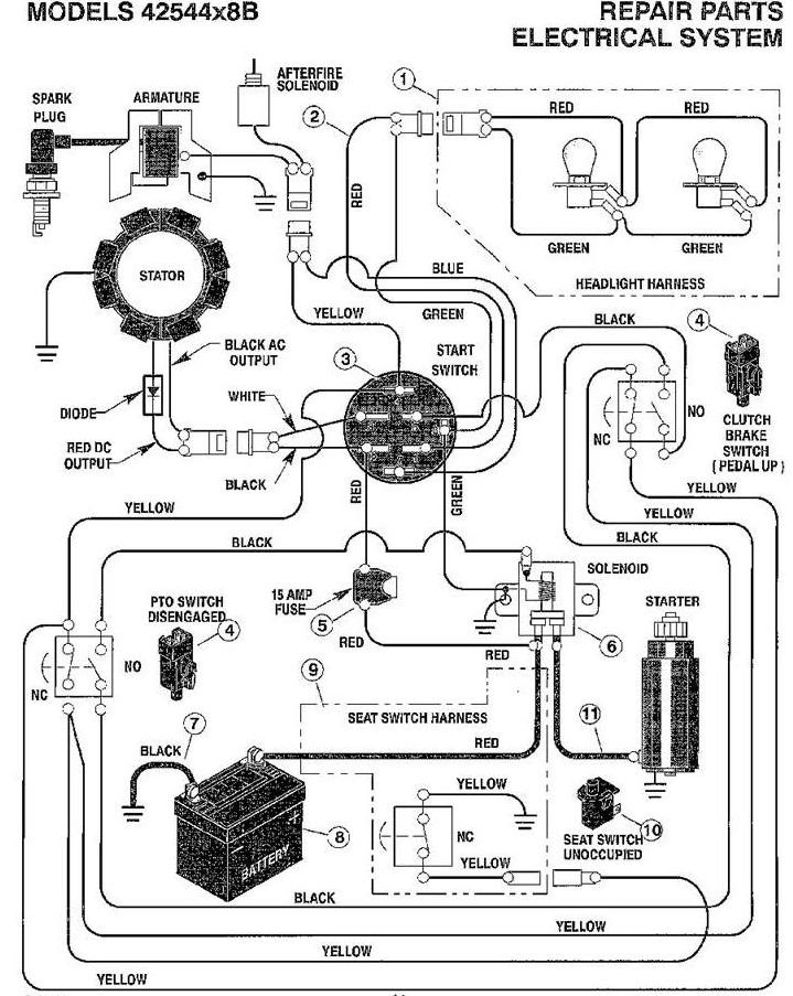 Wiring Diagram for Lze730gka604a3 Lawnmower Murray Riding Lawn Mower Wiring Diagram Of Wiring Diagram for Lze730gka604a3 Lawnmower