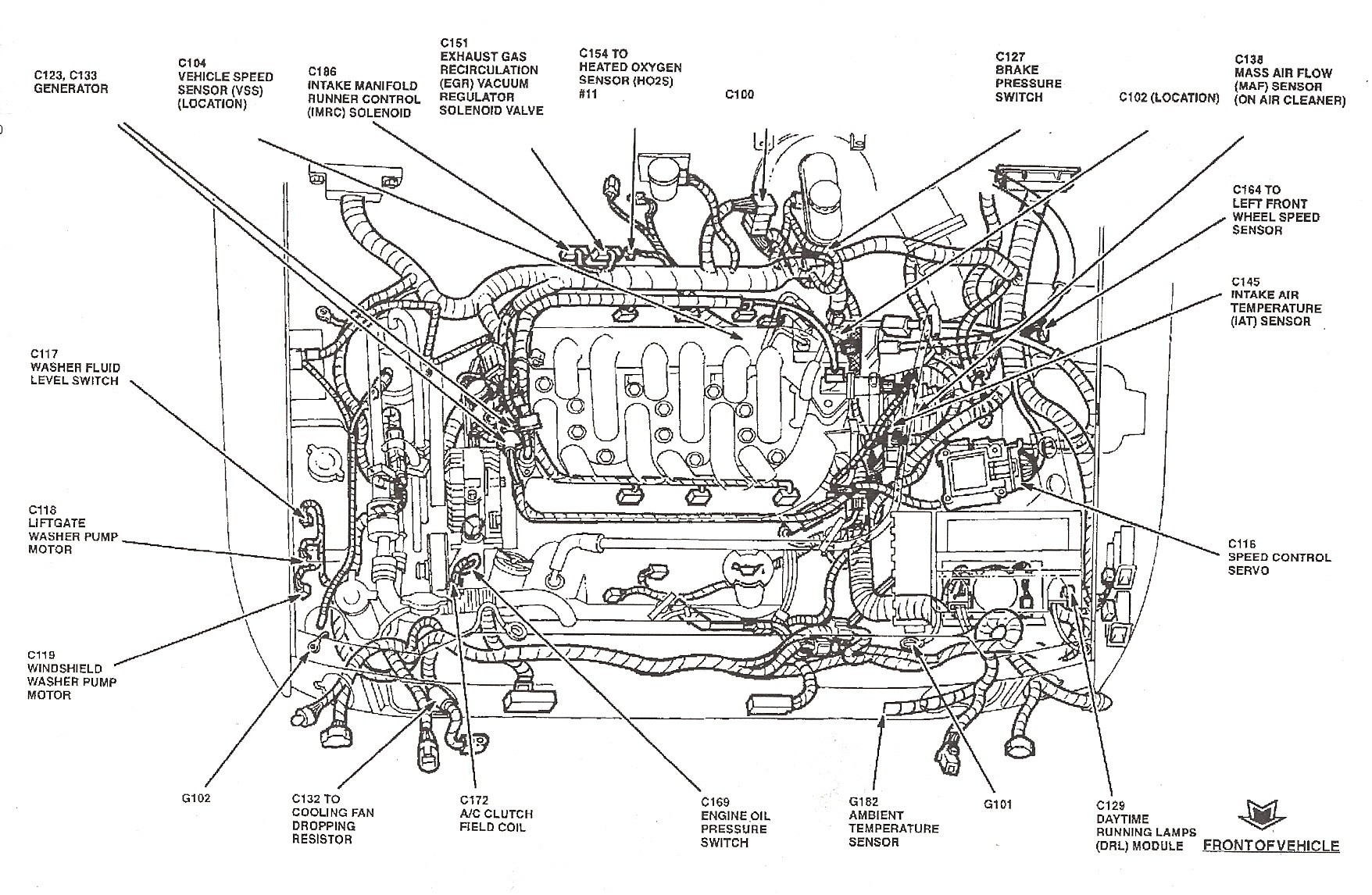 Zetec Engine Diagram ford 3 Valve Engine Diagram Of Zetec Engine Diagram