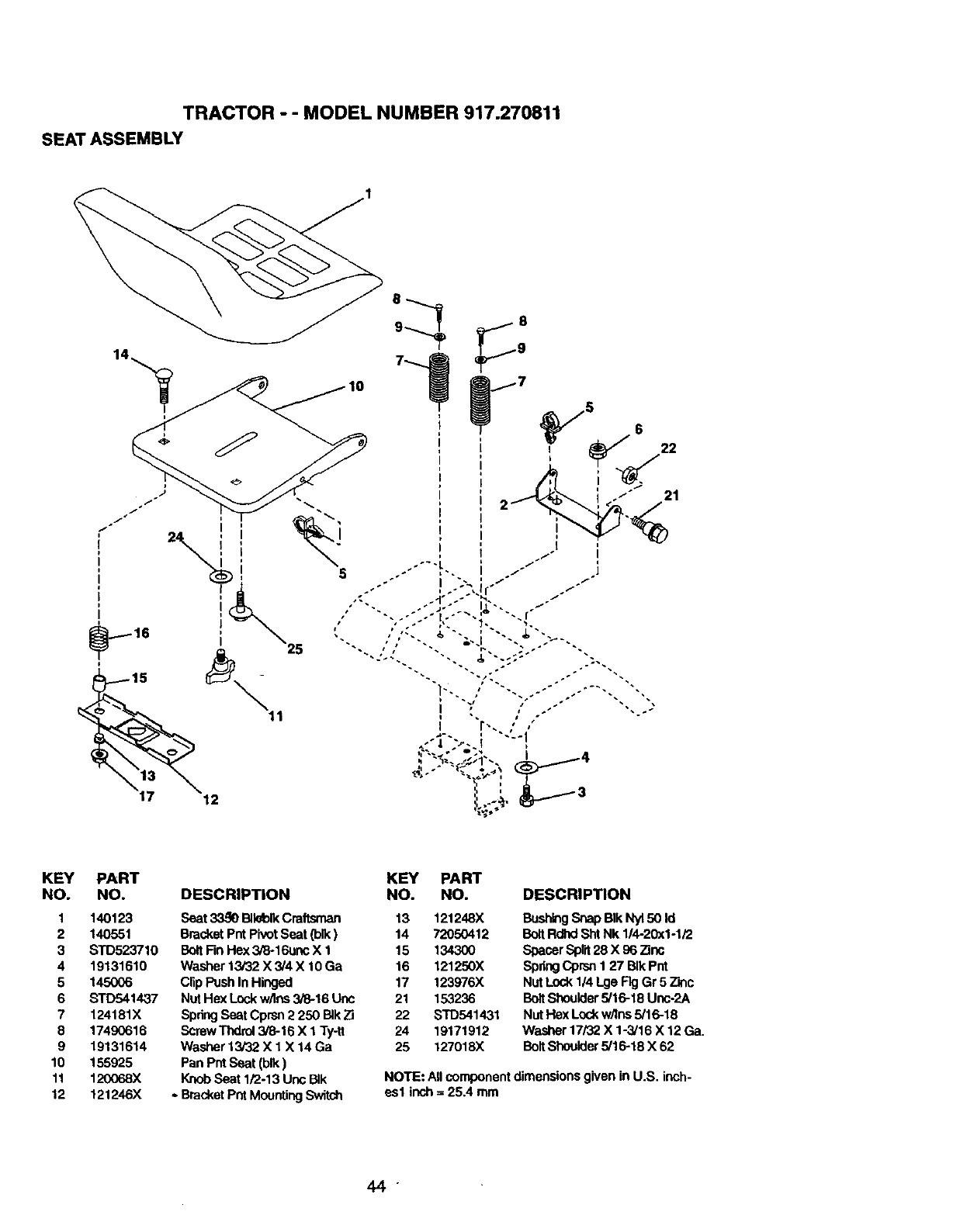 17.5 Hp Craftsman Wiring Diagram Briggs &stratton 17 5 Hp Part Diaghram Of 17.5 Hp Craftsman Wiring Diagram