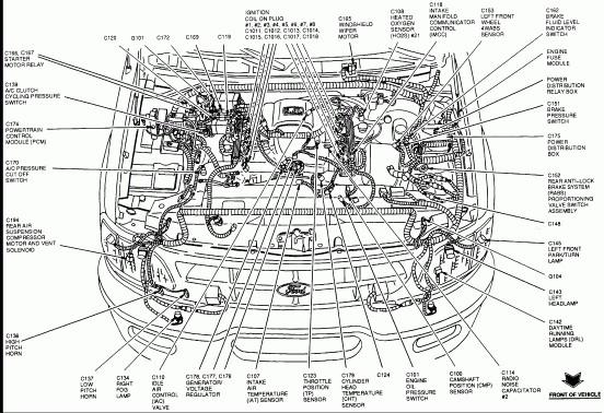 1997 F150 4.6 Engine Diagram 1997 ford F150 4 6 Engine Diagram Of 1997 F150 4.6 Engine Diagram