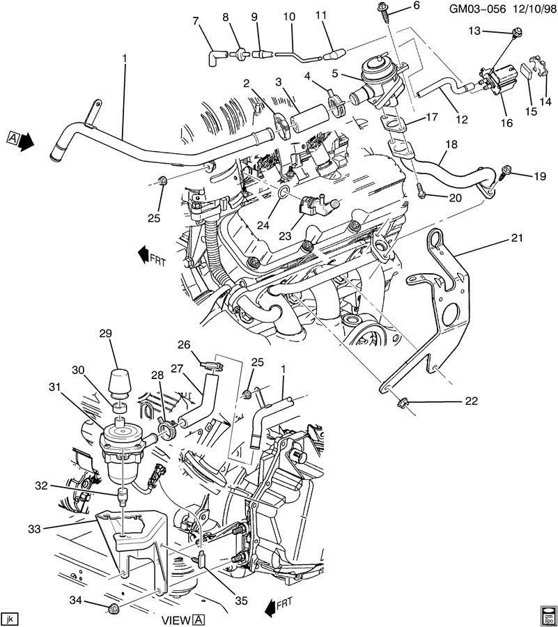 2000 Buick Century Engine Wiring Diagram 2000 Buick Century Engine Diagram