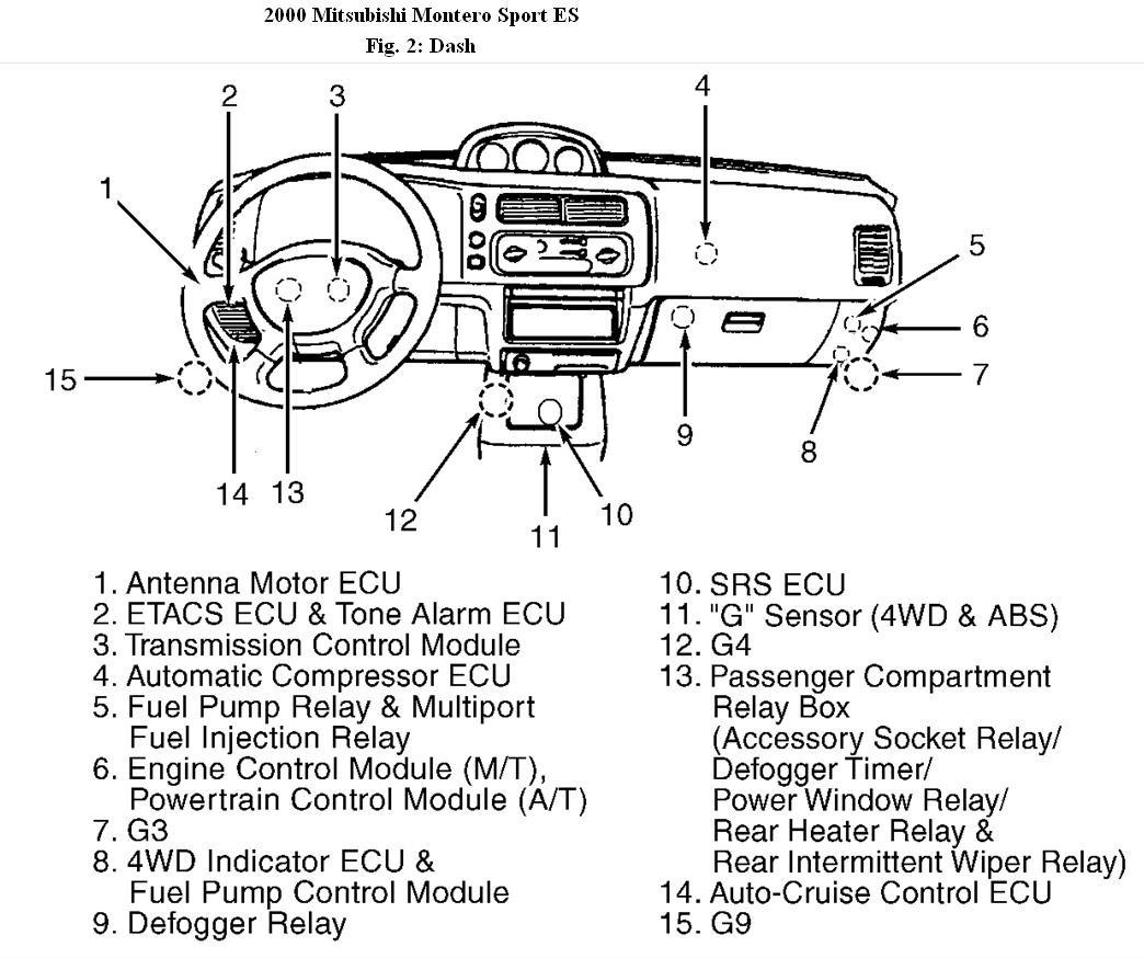 2000 Montero Sport Engine Diagram Montero Sport Transmission Diagram Of 2000 Montero Sport Engine Diagram 2000 Mitsubishi Montero Xls 3 5 L sohc Crank No Start Battery is Good Cranks at 10v Has