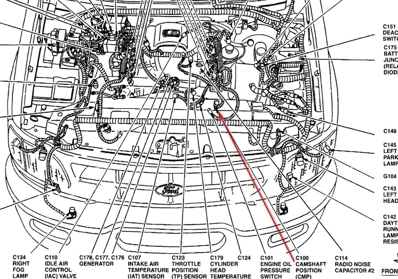 2005 ford 5.4 3v Engine Wiring Harness Diagram ford F 150 5 4 Triton Engine Diagram Fuse & Wiring Diagram Of 2005 ford 5.4 3v Engine Wiring Harness Diagram