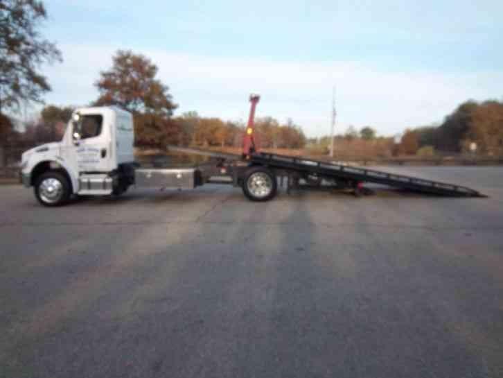 Freightliner m2 2014 Flatbeds & Rollbacks