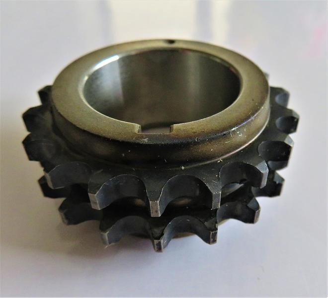 4y Timing Chain Gear Sprocket Crankshaft Timing Chain Twin 4y Engines toyota — aftermarket forklift Parts Of 4y Timing Chain