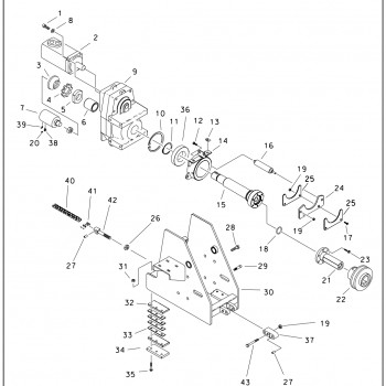 Ditch Witch Parts List 34 Ditch Witch 1020 Parts Diagram Wiring Diagram List Of Ditch Witch Parts List Replacement Parts for Ditchwitch Trenchers