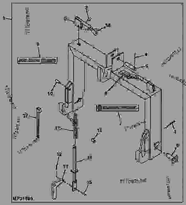 John Deere 2305 3 Point Hitch Diagram Hitch Kit Tractor Pact Utility John Deere 2305 Tractor Pact Utility 2305 Pact Of John Deere 2305 3 Point Hitch Diagram