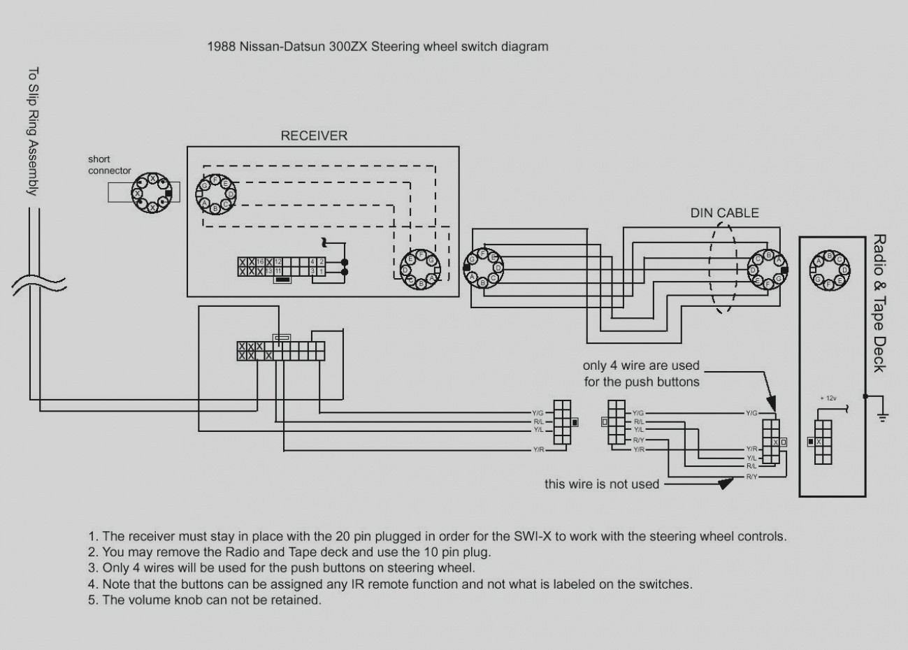 Kenwood Kdc 108 Wiring Harness Diagram Wiring Diagram and Schematic