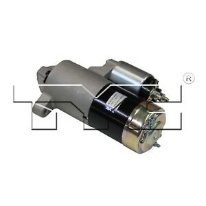 Picture Of Starter Wiring On A 3.7l Jeep Liberty for Jeep Liberty 3 7l V6 2002 Starter Motor Tyc 1