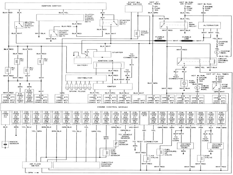 Schematic Diagram Geo Metro 2000 Geo Metro Wiring Diagram Wiring forums Of Schematic Diagram Geo Metro 2000