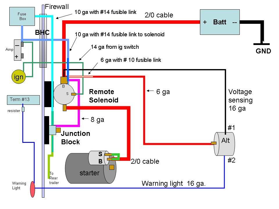 St81 solenoid Wiring Diagram Starter solenoid Wiring Diagram with attached solenoid Plete Wiring Schemas Of St81 solenoid Wiring Diagram