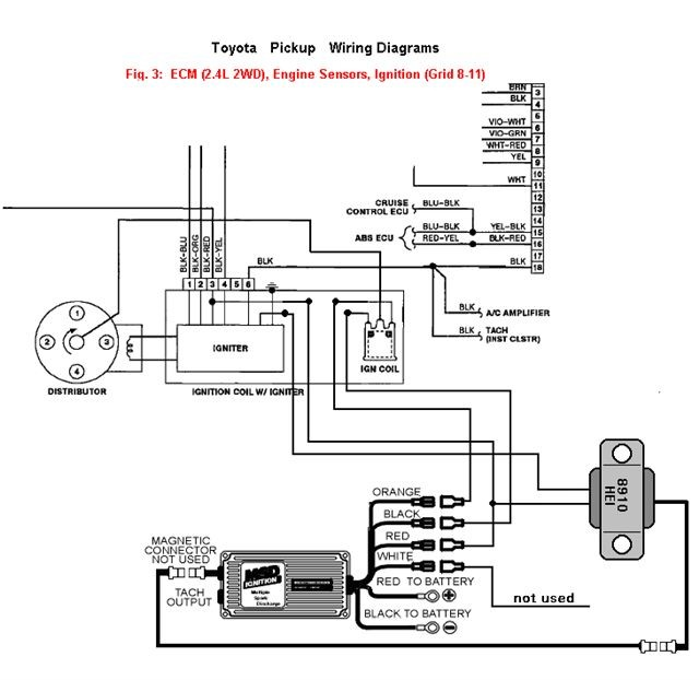 Toyota 22r Distributor Diagram Msd 6a On 22rte Yotatech forums Of Toyota 22r Distributor Diagram
