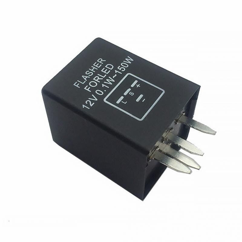 Use A 4 Pin Flasher Relay On A 2 Pin Car Ep29 4 Pin Led Flasher Relay Fix Hyper Flash Turn Signal Decoder Equalizer In Car Switches Of Use A 4 Pin Flasher Relay On A 2 Pin